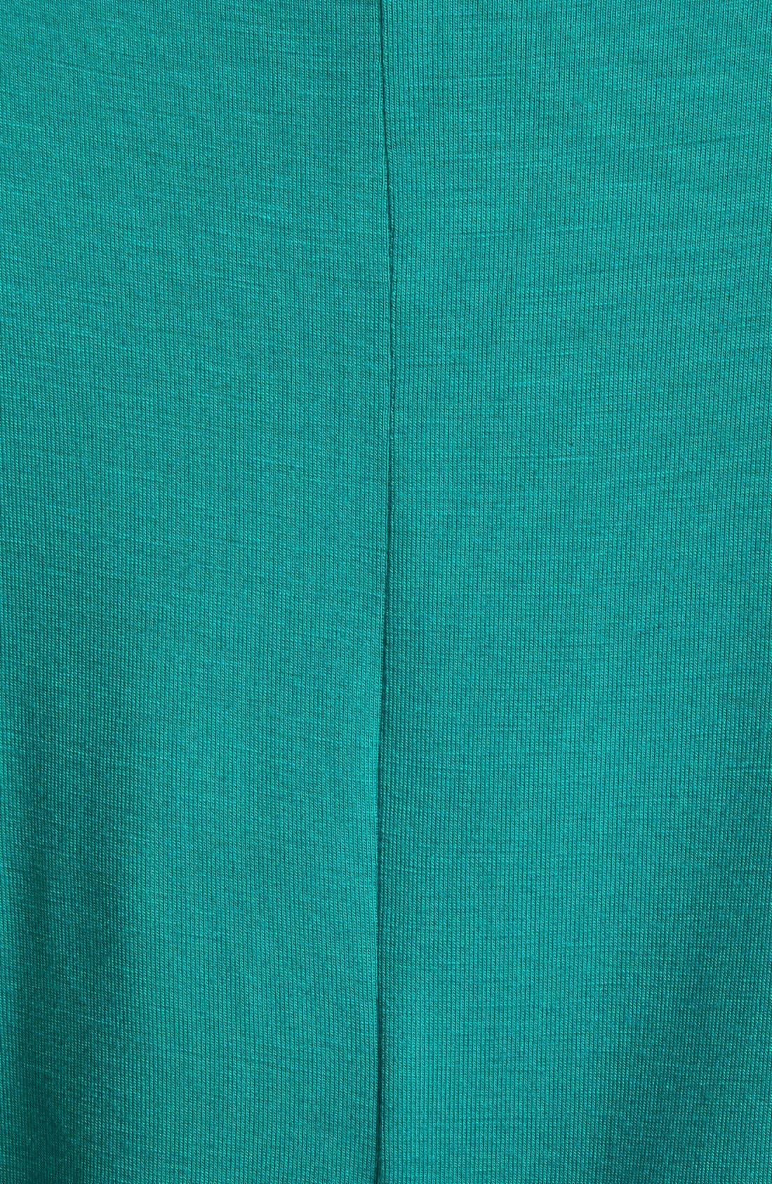 Alternate Image 3  - Loveappella Tie Waist Maxi Dress