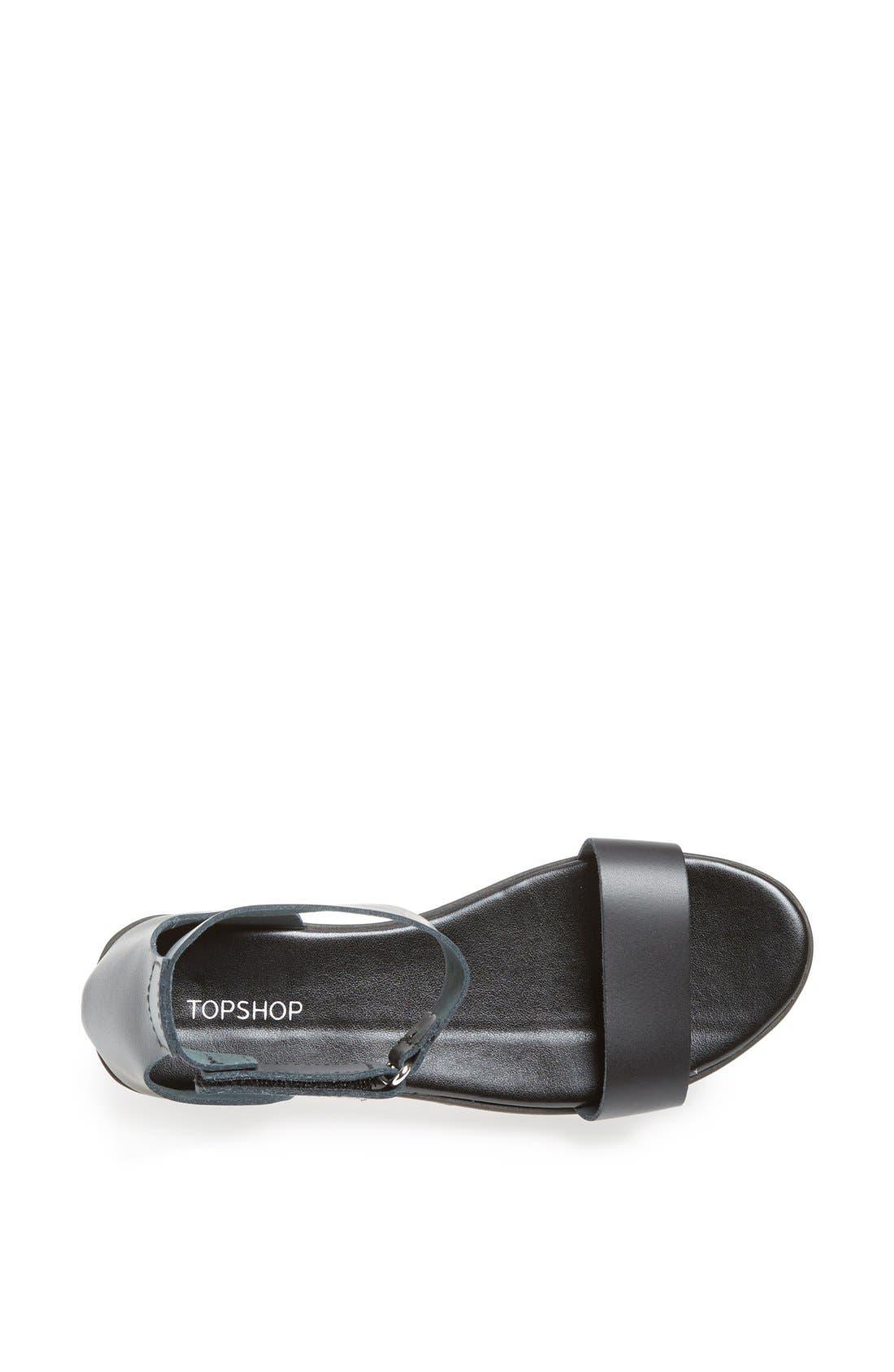 Alternate Image 3  - Topshop 'Harper' Sandal