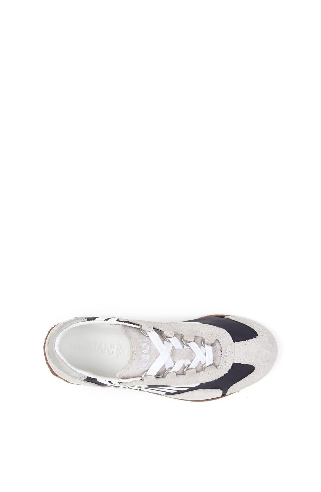 Alternate Image 3  - Armani Junior Sneaker (Toddler, Little Kid & Big Kid)