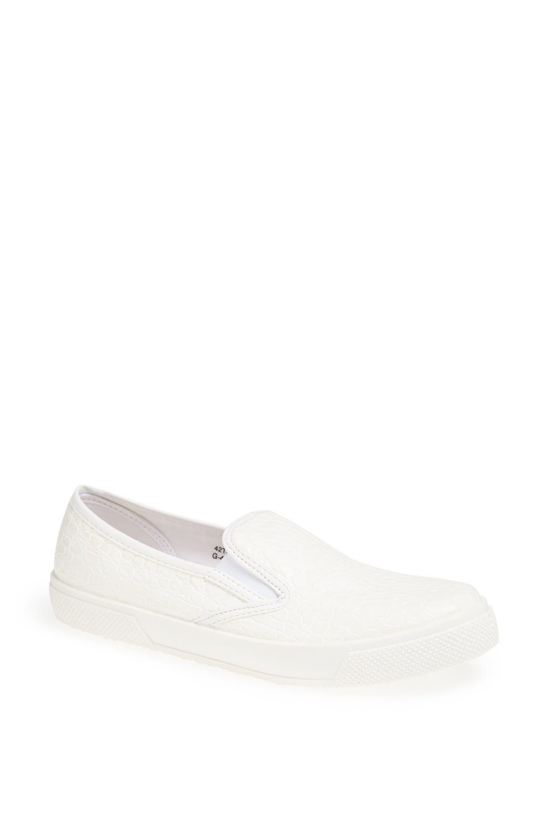 Alternate Image 1 Selected - Topshop 'Tika' Slip-On