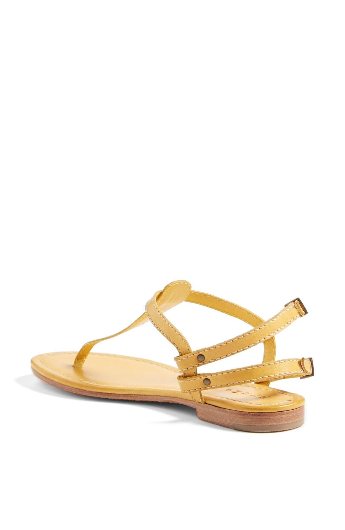 Alternate Image 2  - Hinge 'Sunshine' Flat Sandal