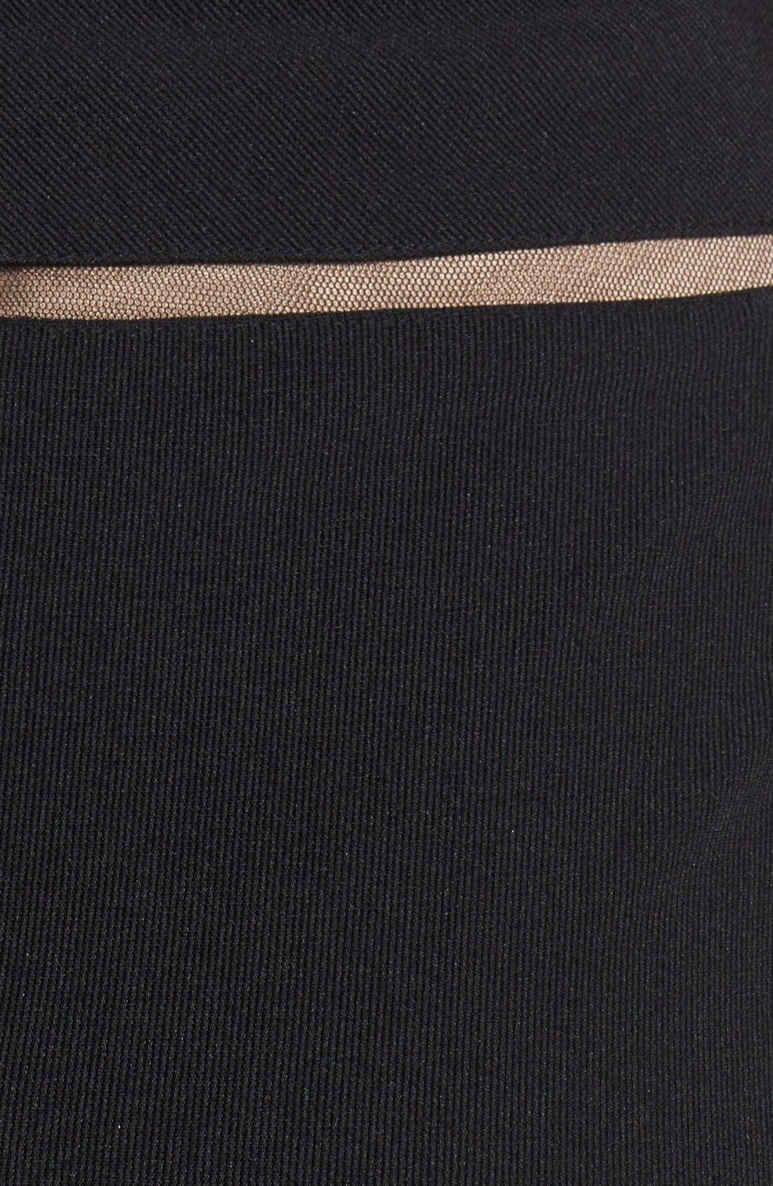 Alternate Image 4  - JS Collection Ottoman Knit Dress