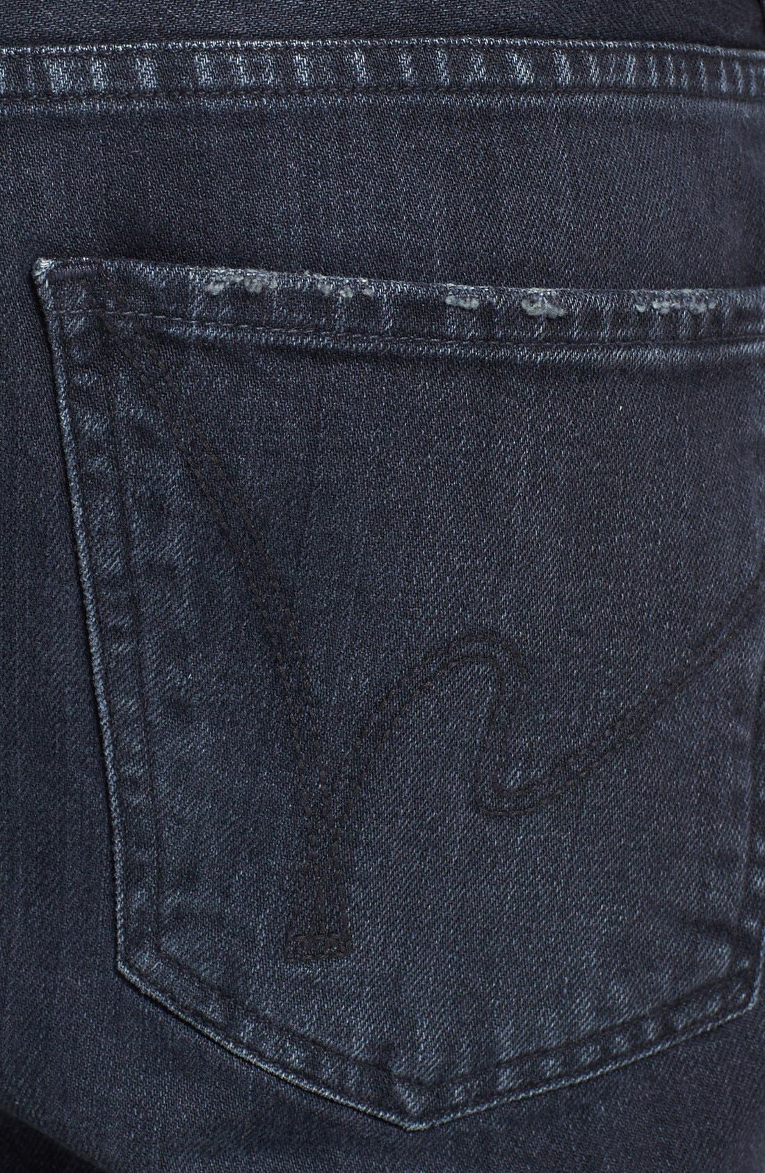 Alternate Image 4  - Citizens of Humanity 'Sid' Straight Leg Jeans (Jackson)