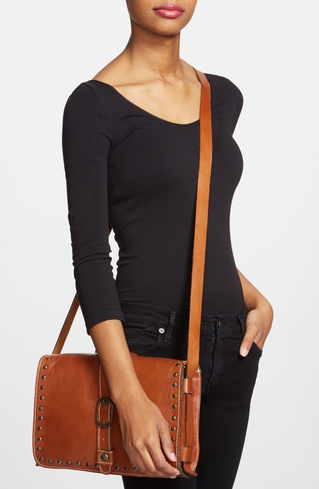 Alternate Image 2  - Patricia Nash 'Mantova' Leather Crossbody Bag