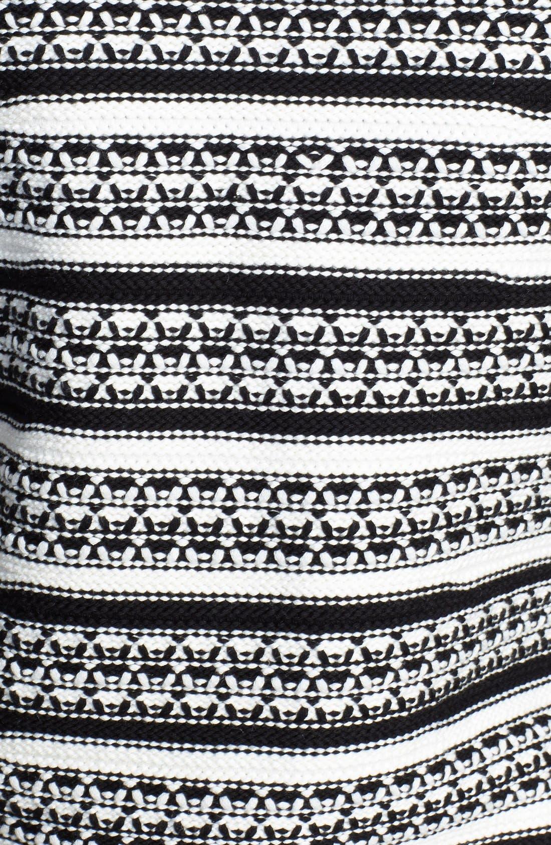 Alternate Image 4  - St. John Collection Stripe Knit Jacket