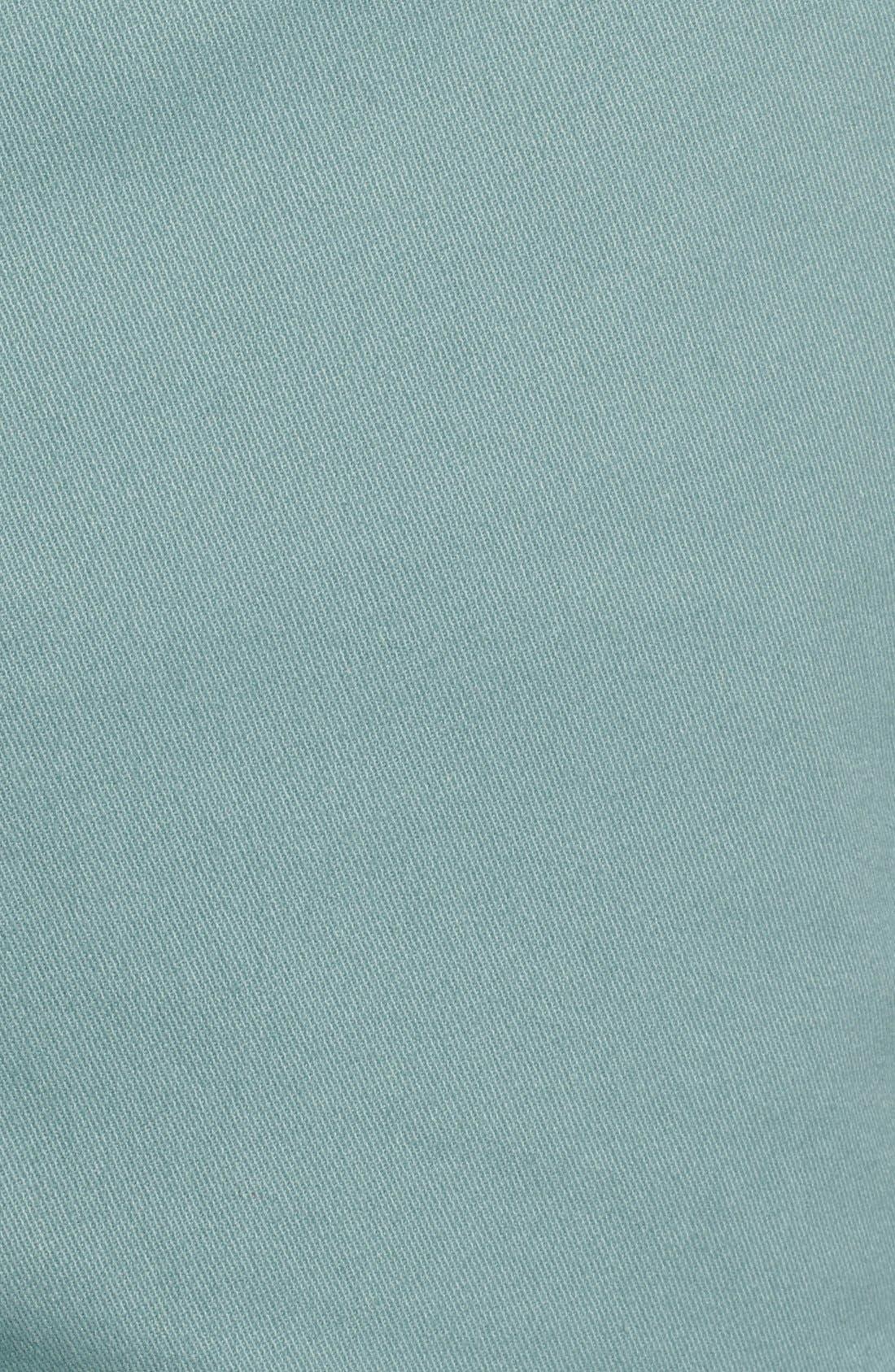 Alternate Image 3  - RVCA 'All Time' Cutoff Shorts