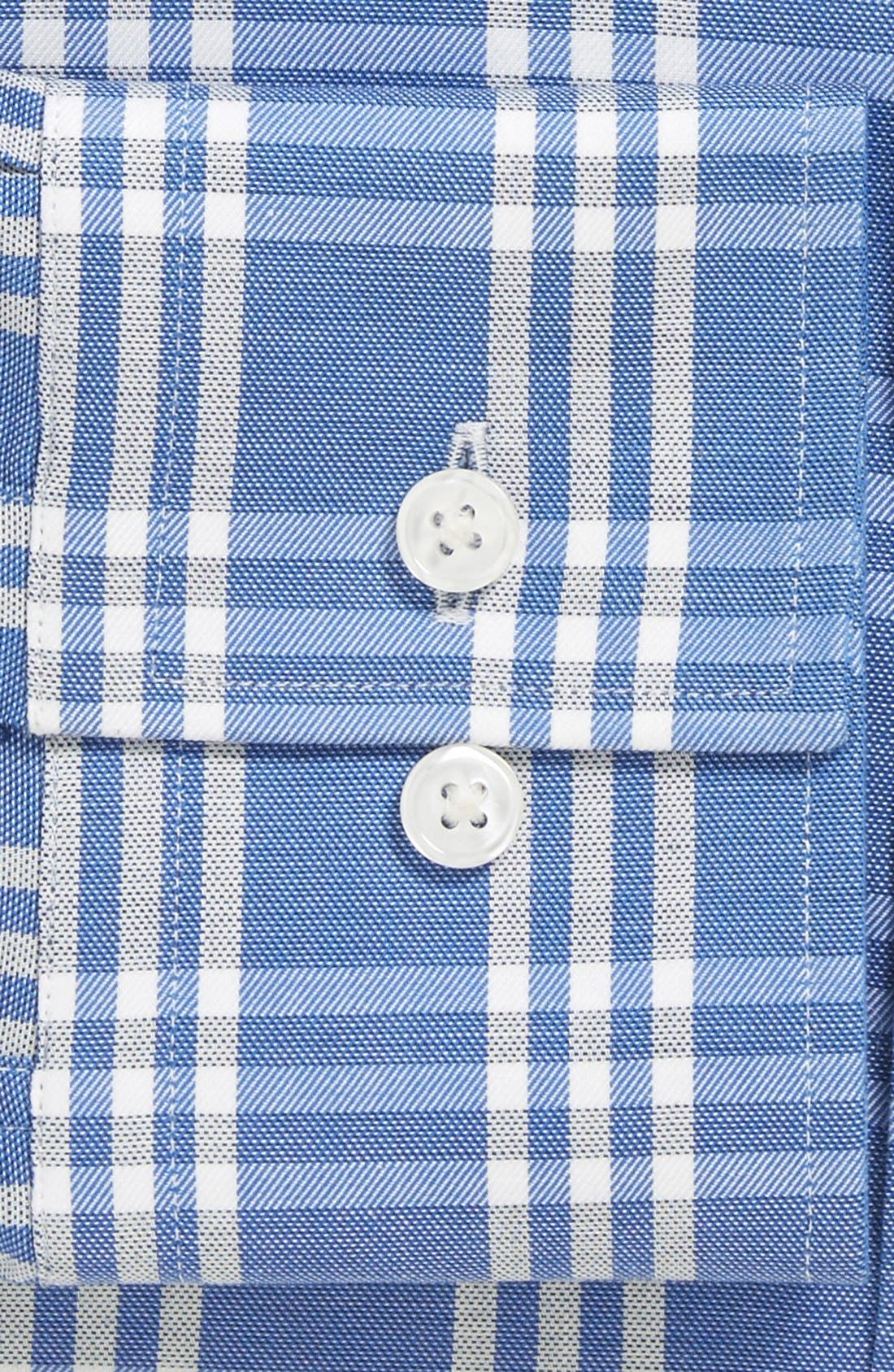 Alternate Image 2  - BOSS HUGO BOSS 'Jason' Slim Fit Check Dress Shirt