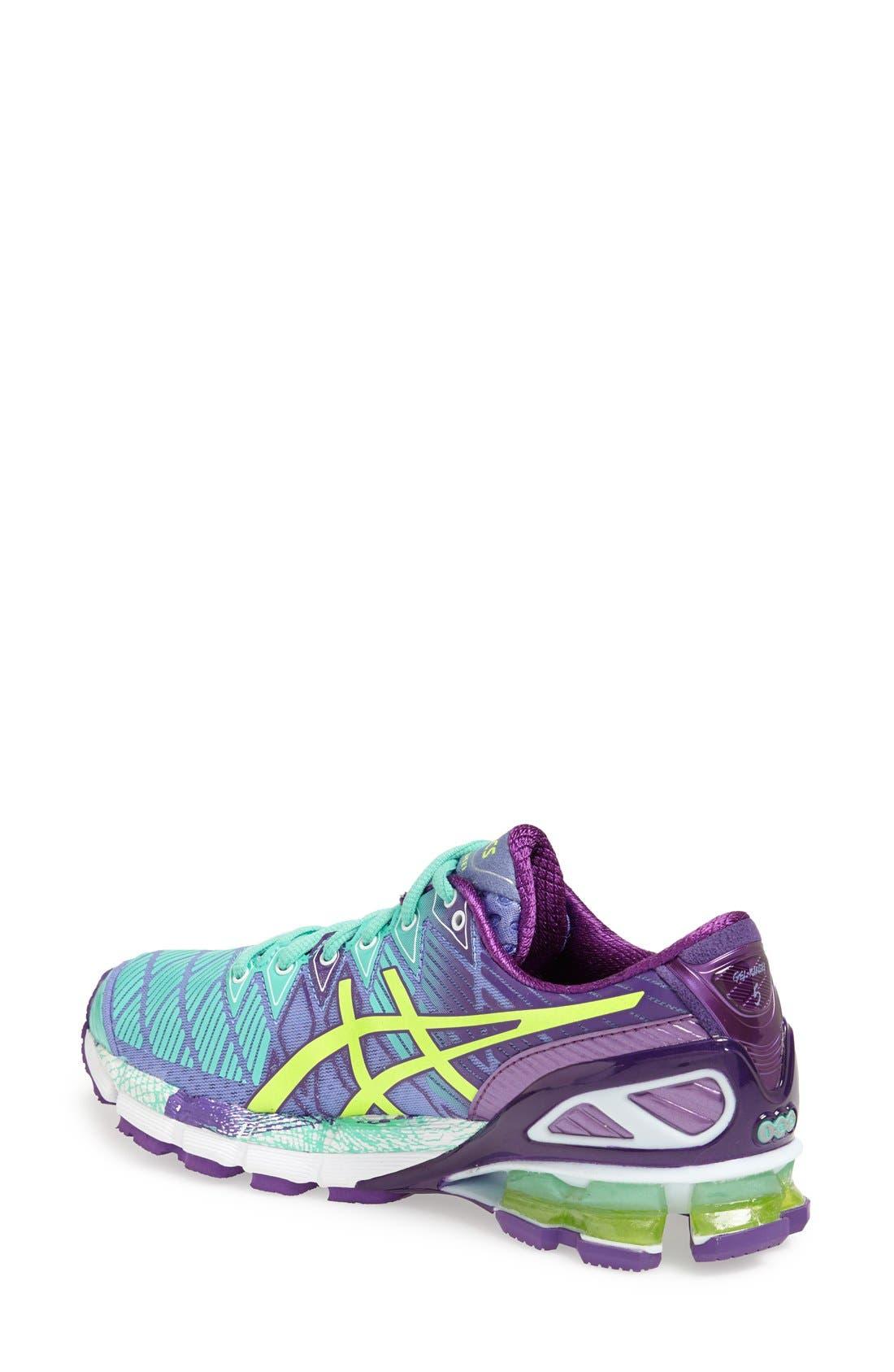 Alternate Image 2  - ASICS® 'GEL-Kinsei 5' Running Shoe (Women) (Regular Retail Price: $199.95)