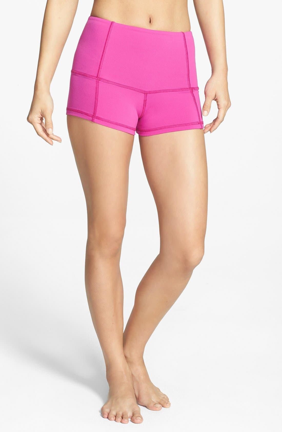Main Image - Caelum 'Jenna' High Waist Shorts
