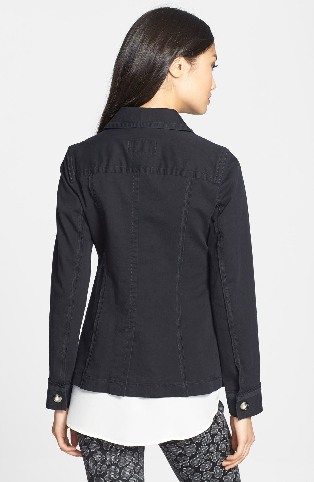 Alternate Image 2  - MARC BY MARC JACOBS 'Zeta' Cotton Twill Jacket