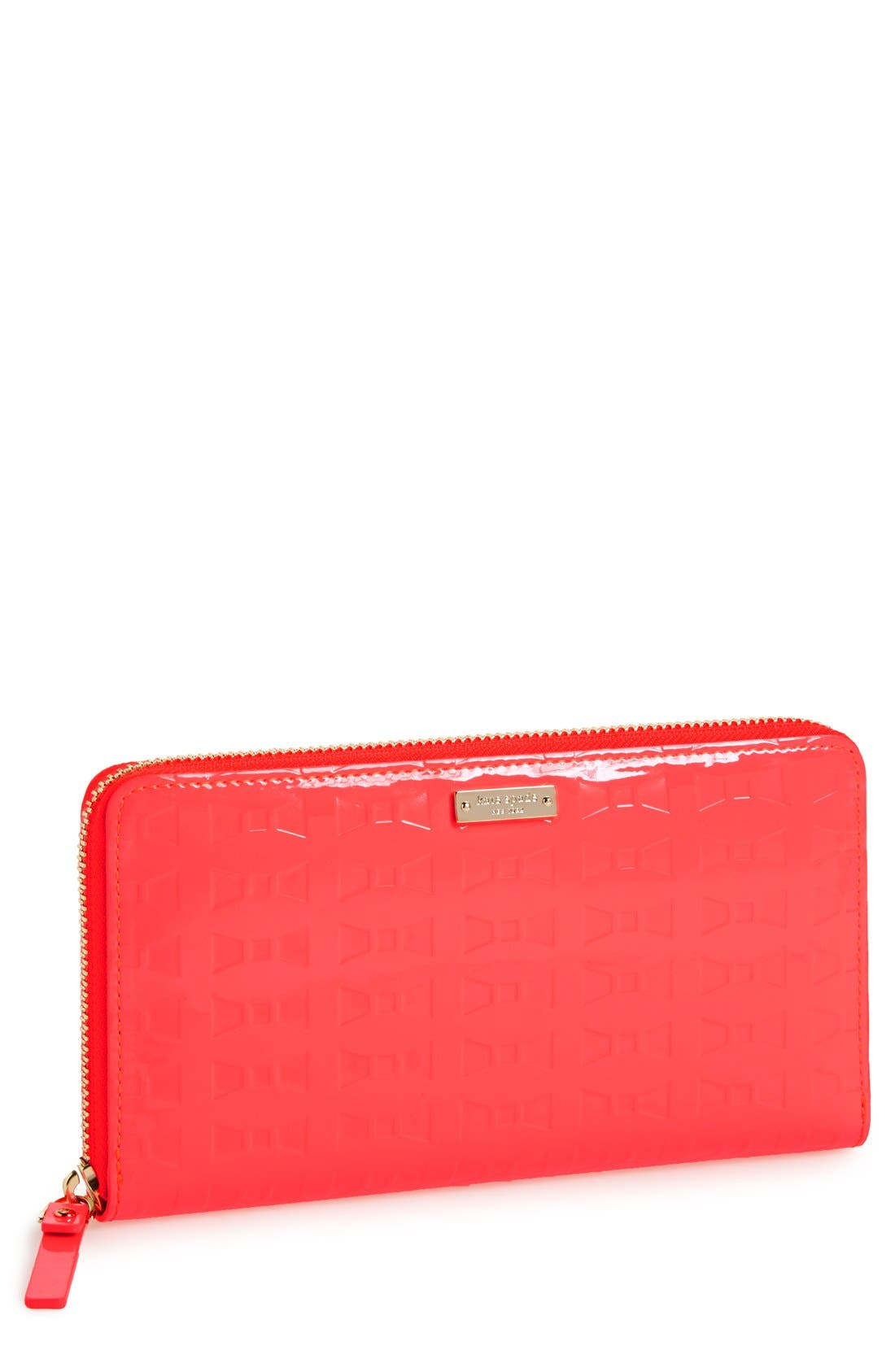 Main Image - kate spade new york 'fancy that - lacey' wallet