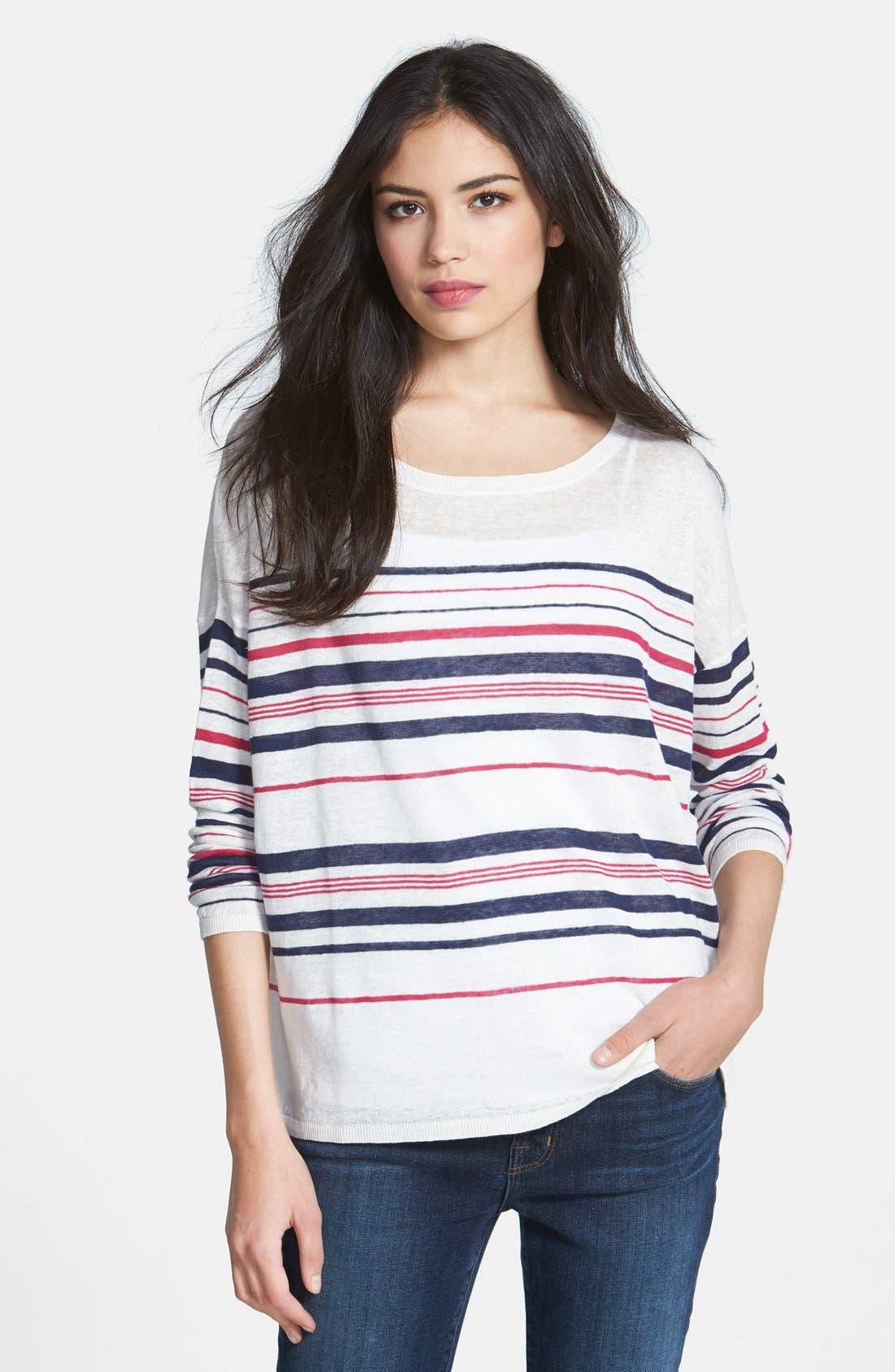 Main Image - Joie 'Maine' Linen Sweater