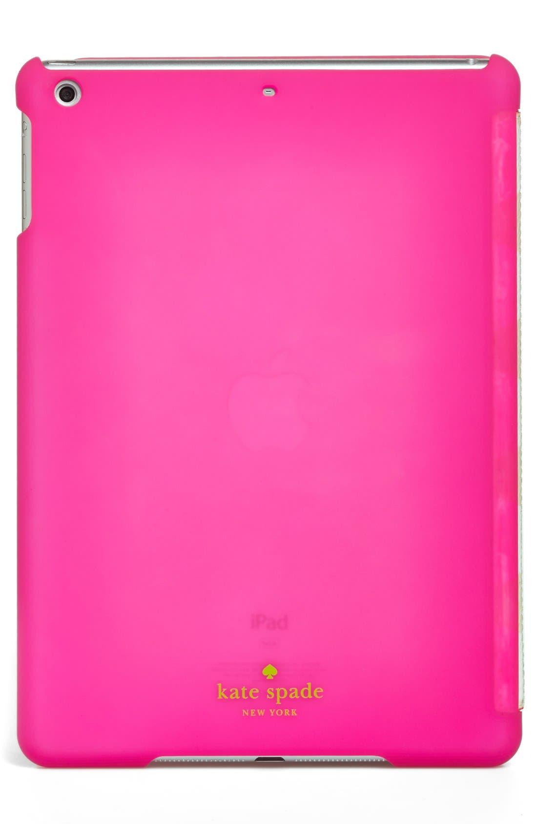 Alternate Image 5  - kate spade new york 'toucan' iPad Air case