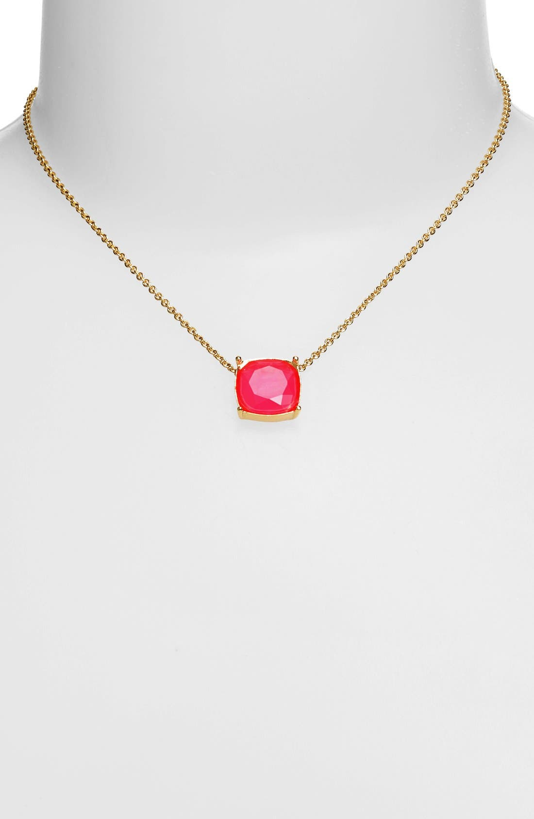 Alternate Image 2  - kate spade new york 'cause a stir' stone pendant necklace
