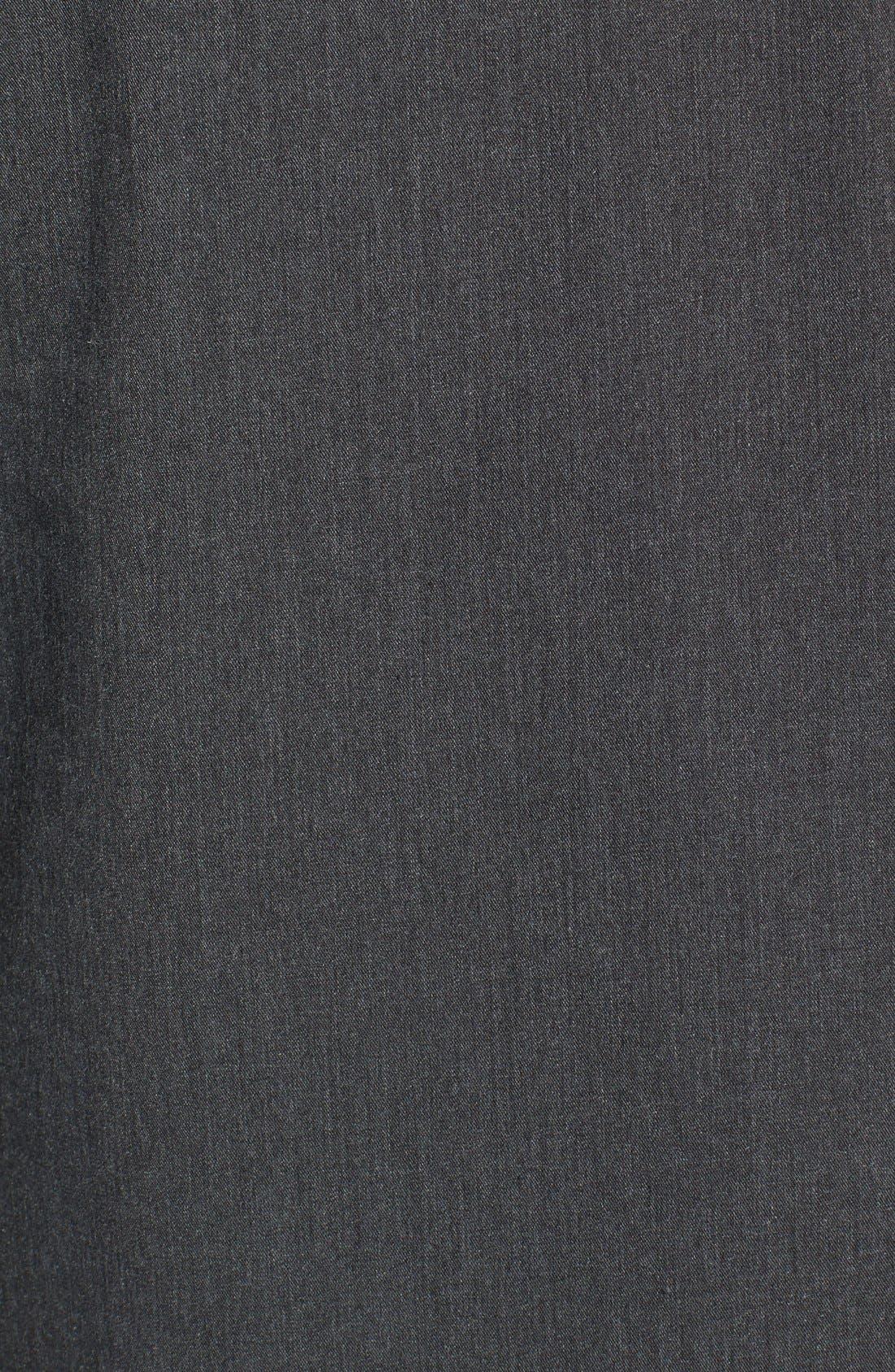 Alternate Image 3  - Nau 'Popu' Organic Cotton Blend Lace Up Coat