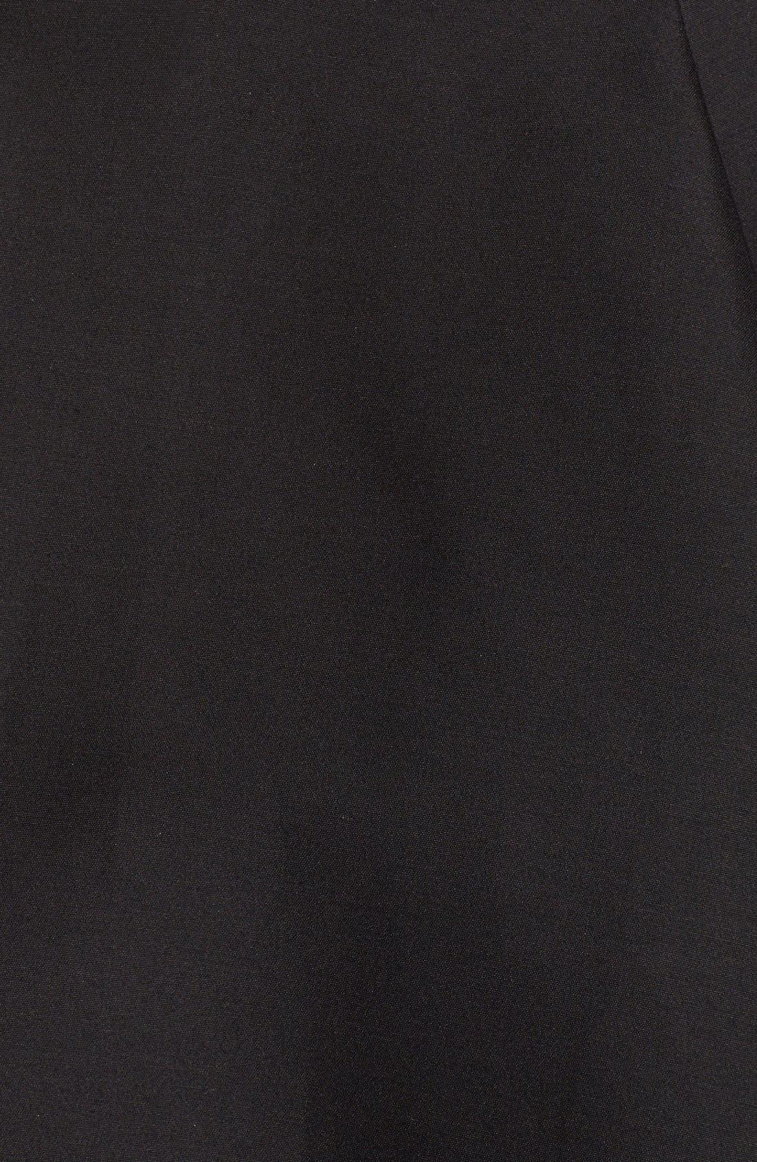 Alternate Image 3  - Halston Heritage Strapless Fit & Flare Dress