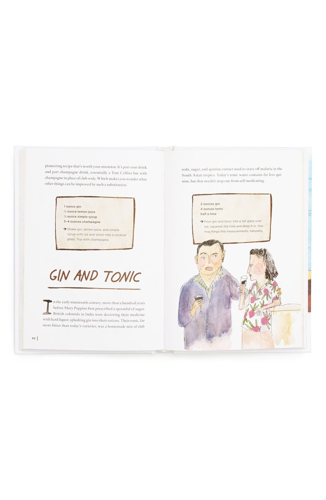 Alternate Image 2  - 'An Illustrated Guide to Cocktails' Book