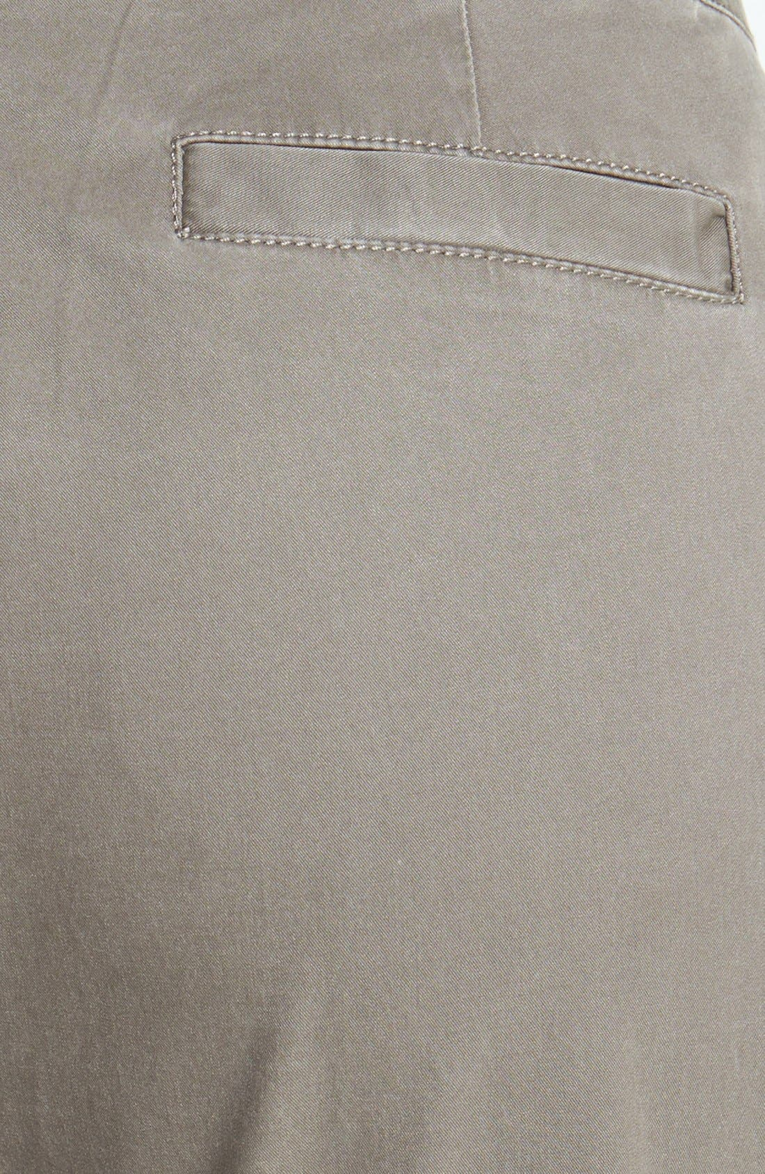 Alternate Image 3  - Eileen Fisher Twill Ankle Trousers