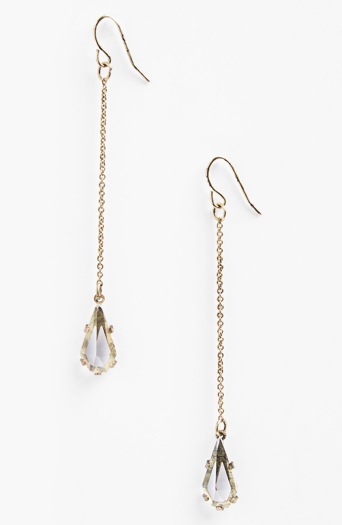 Alternate Image 1 Selected - Missing Piece 'Delicate' Drop Earrings