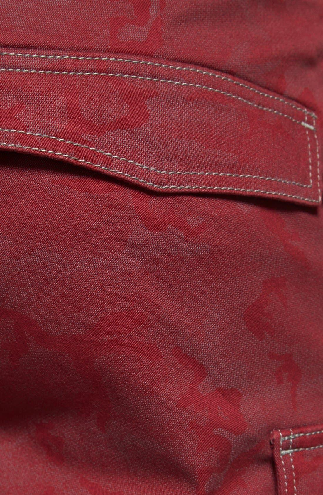 Alternate Image 3  - Nike SB 'Hawthorne' Camo Cargo Shorts