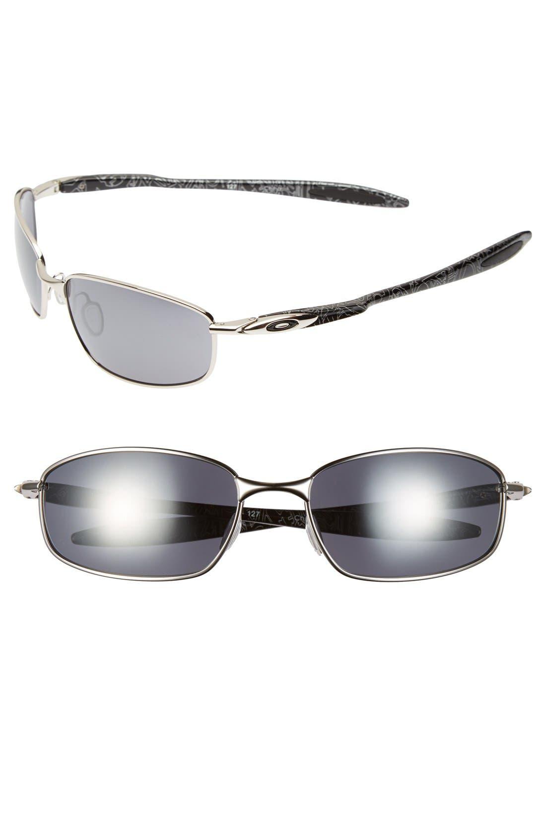 Alternate Image 1 Selected - Oakley 'Blender' Sunglasses