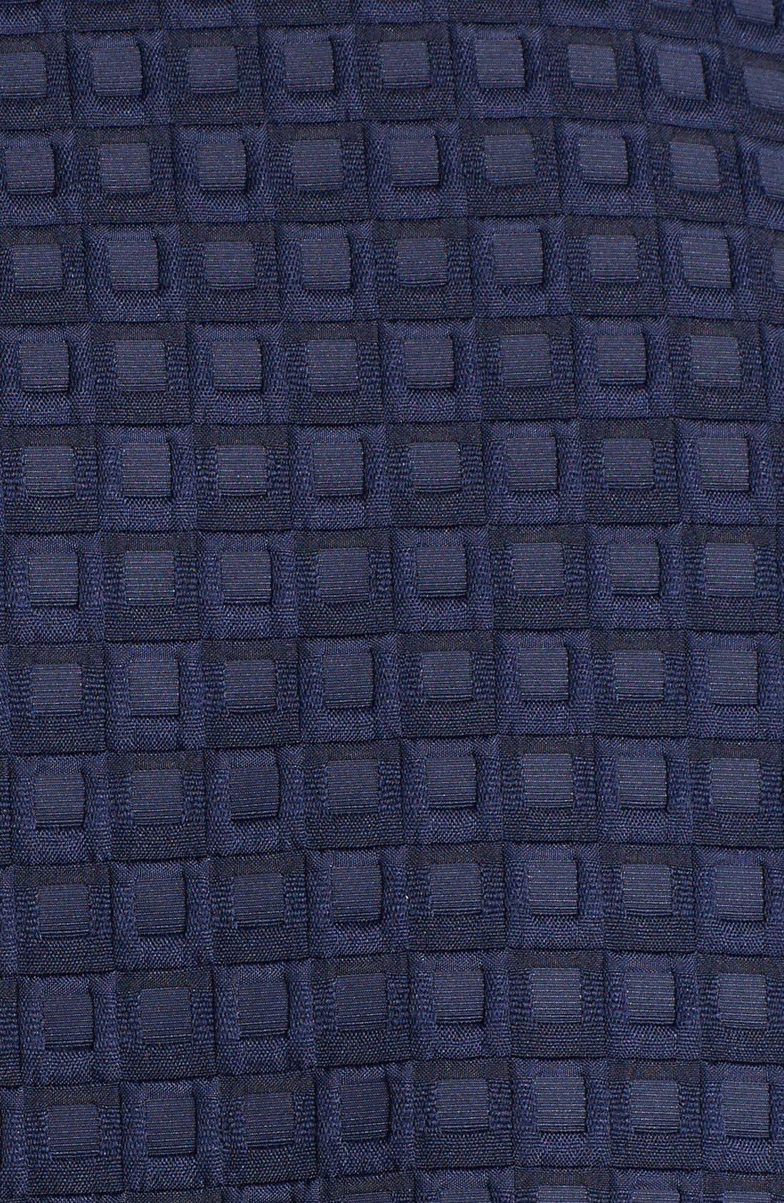 Alternate Image 3  - Topshop Textured Crop Top (Nordstrom Exclusive)