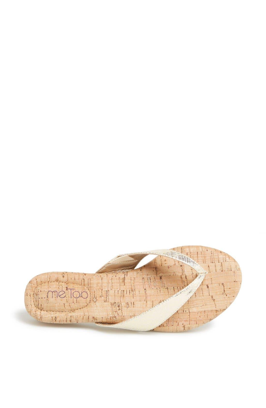 Alternate Image 3  - Me Too 'Clare 2' Thong Sandal