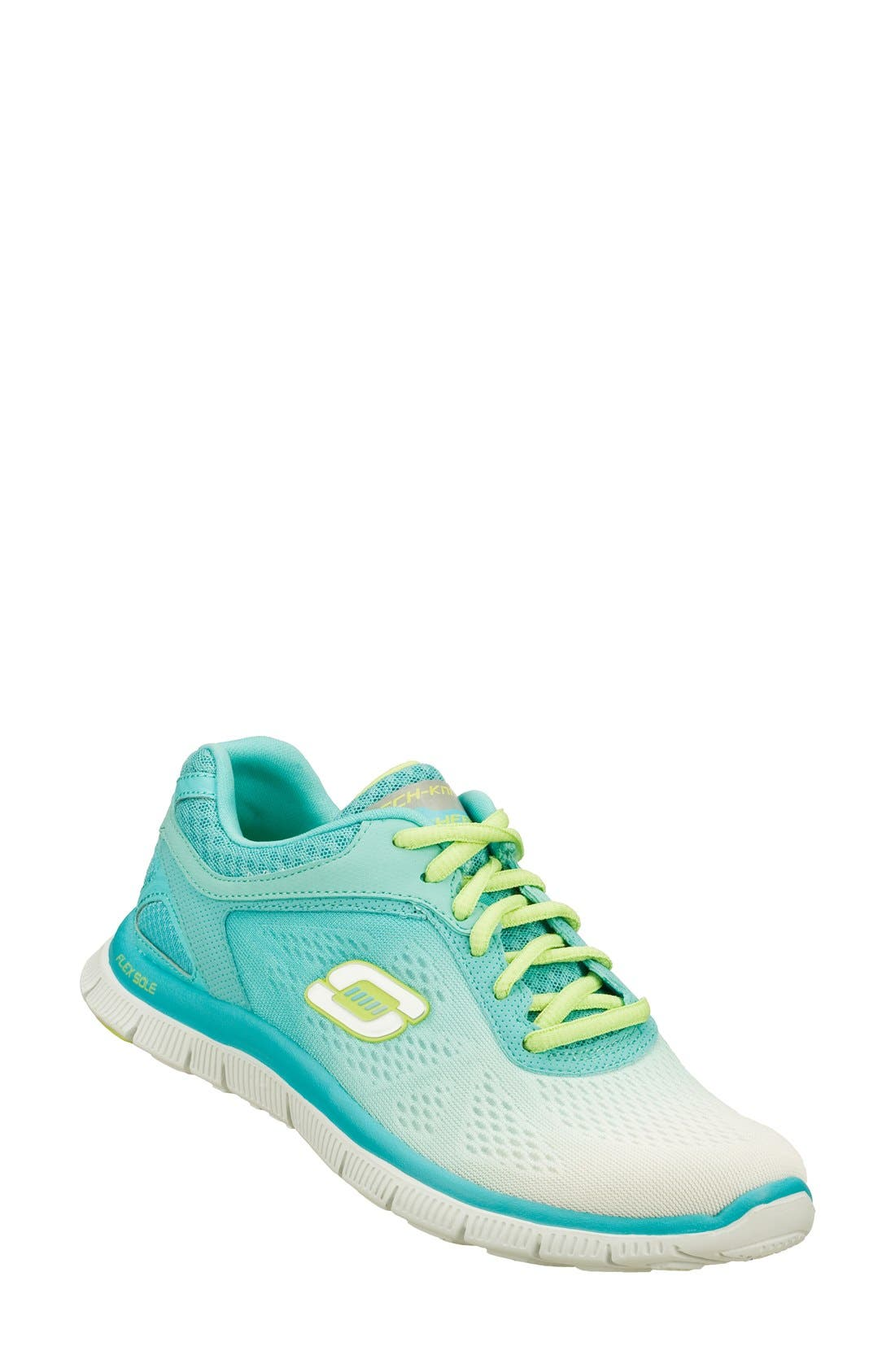 Alternate Image 1 Selected - SKECHERS 'Flex Appeal - Style Icon' Walking Shoe (Women)