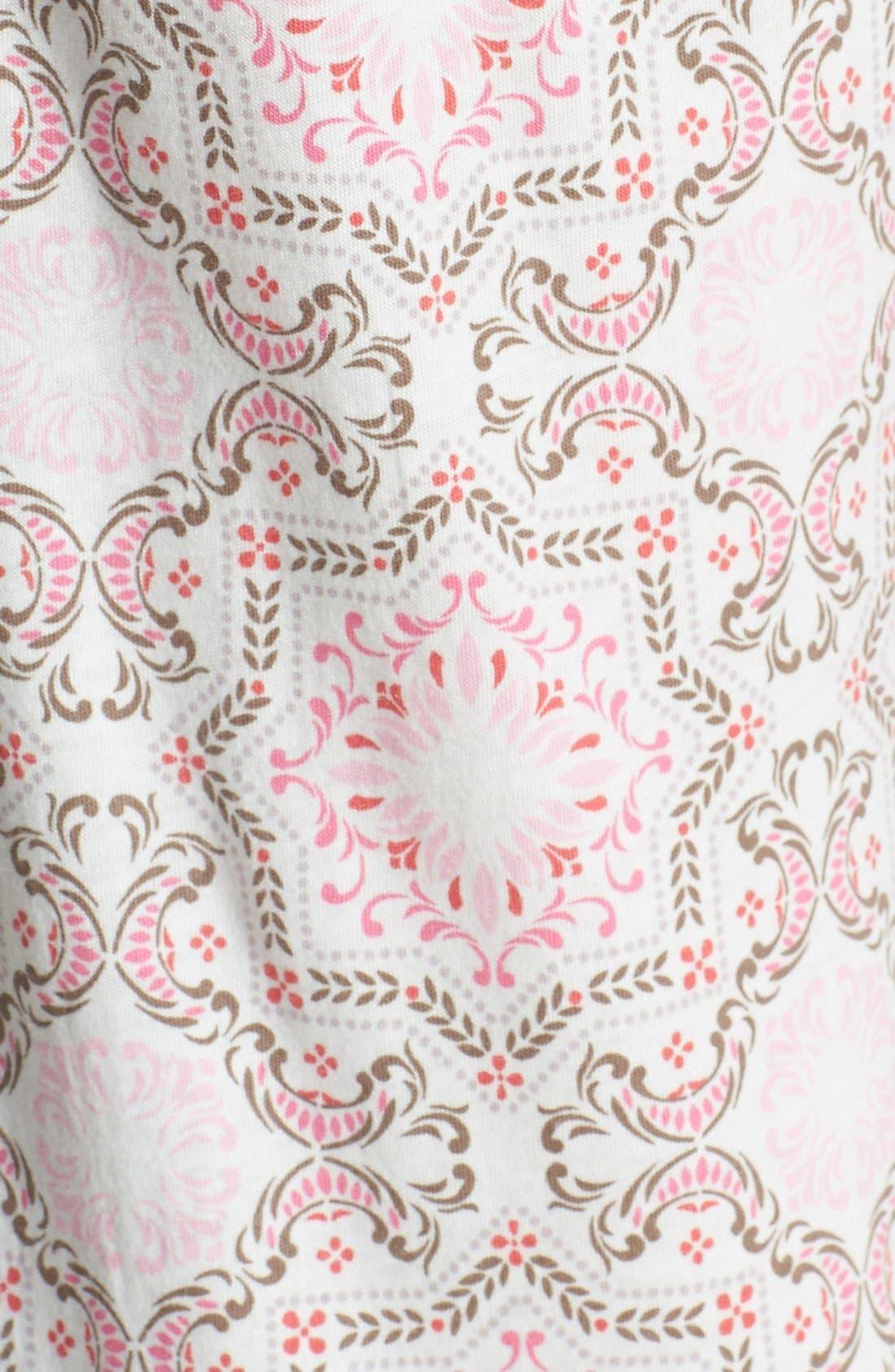 Alternate Image 4  - PJ Salvage 'Print Princess' Jersey Pants