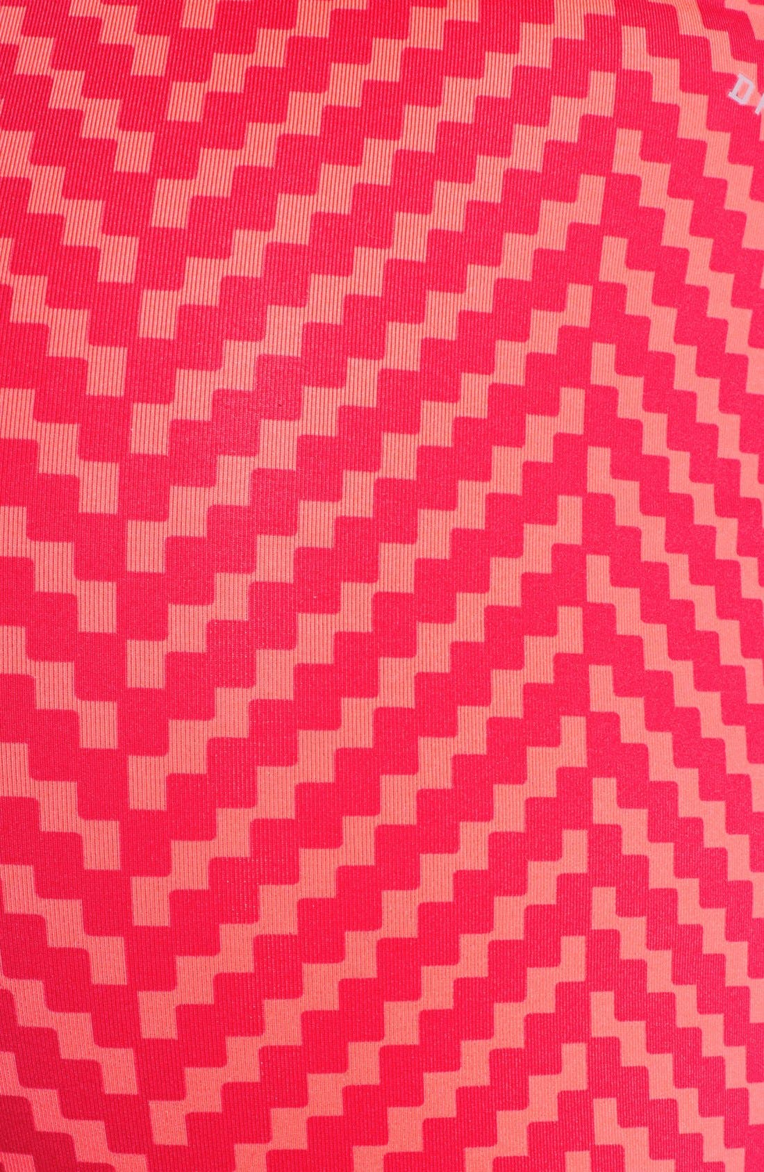 Alternate Image 3  - Nike 'Pro Core - Zigzag' Compression Shorts