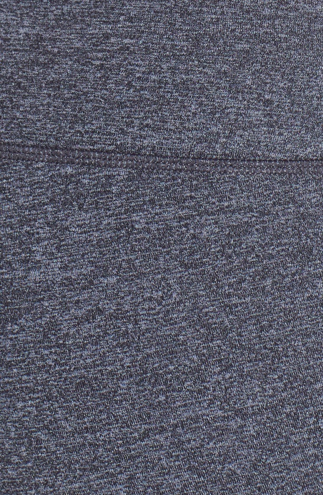 Alternate Image 4  - Zella 'Haute' Cross Dye Shorts
