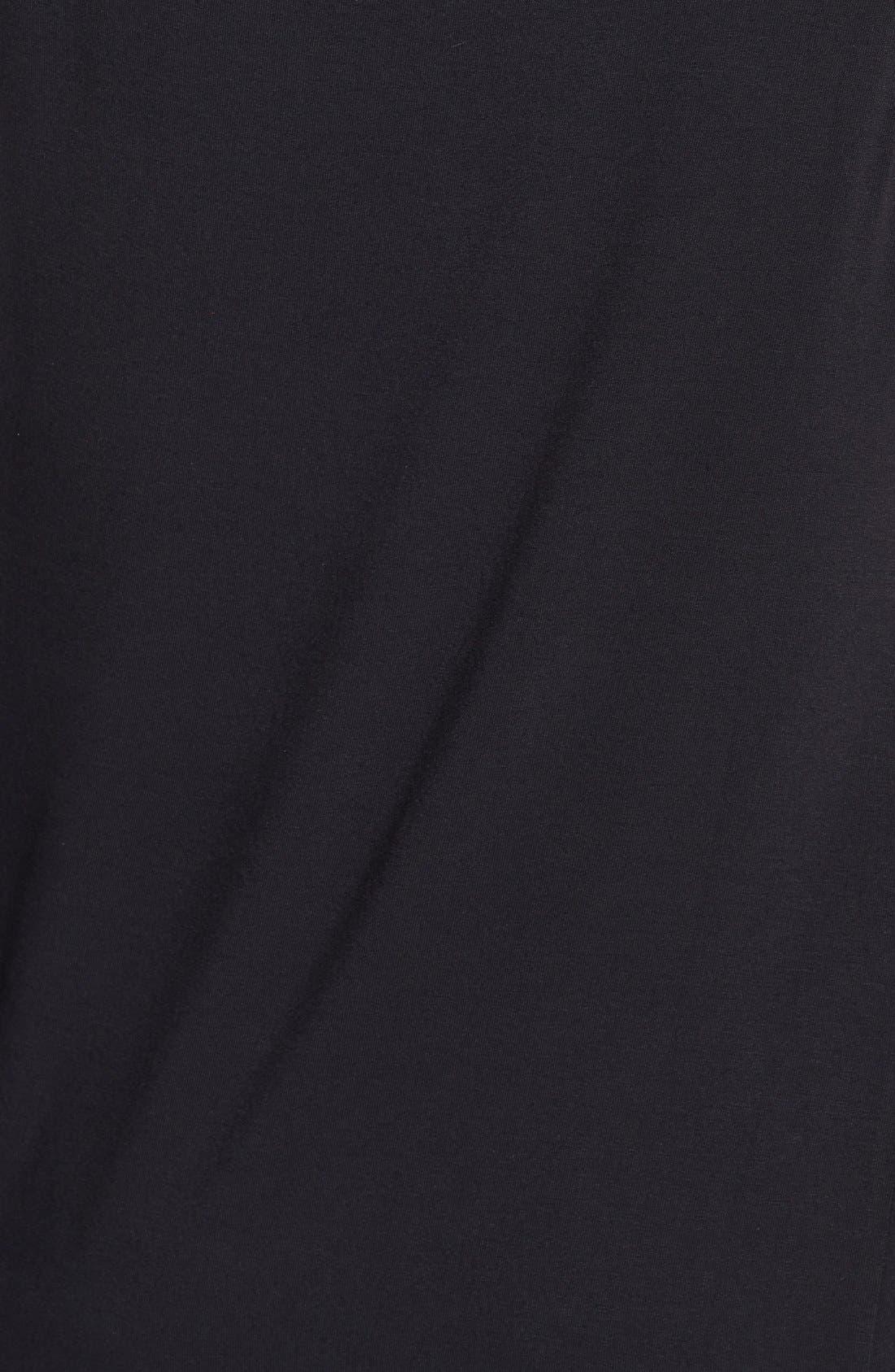 Alternate Image 3  - Oscar de la Renta 'Bamboo Impressions Print' Pajamas (Plus Size)