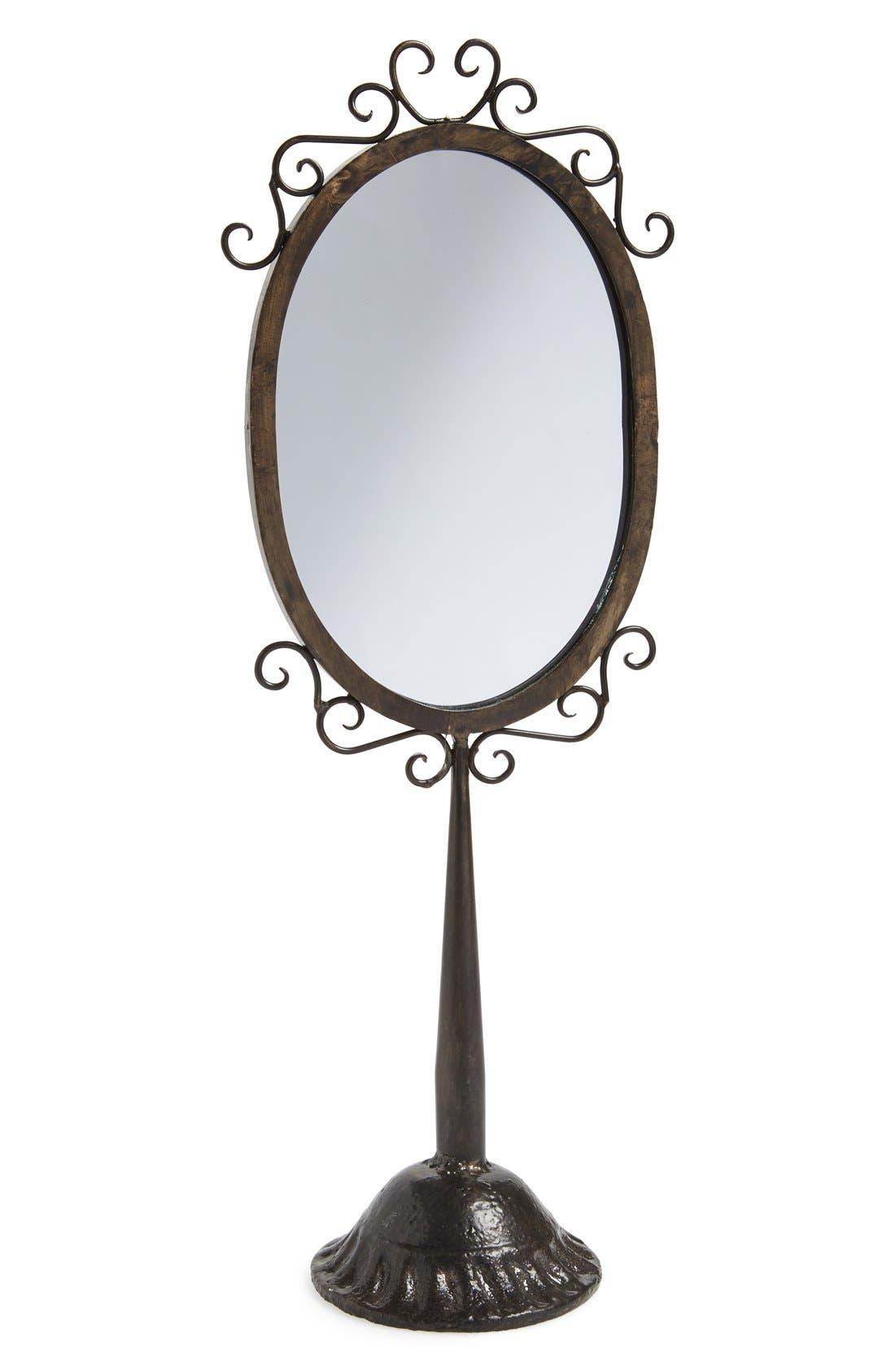 Alternate Image 1 Selected - VIP International Tabletop Mirror