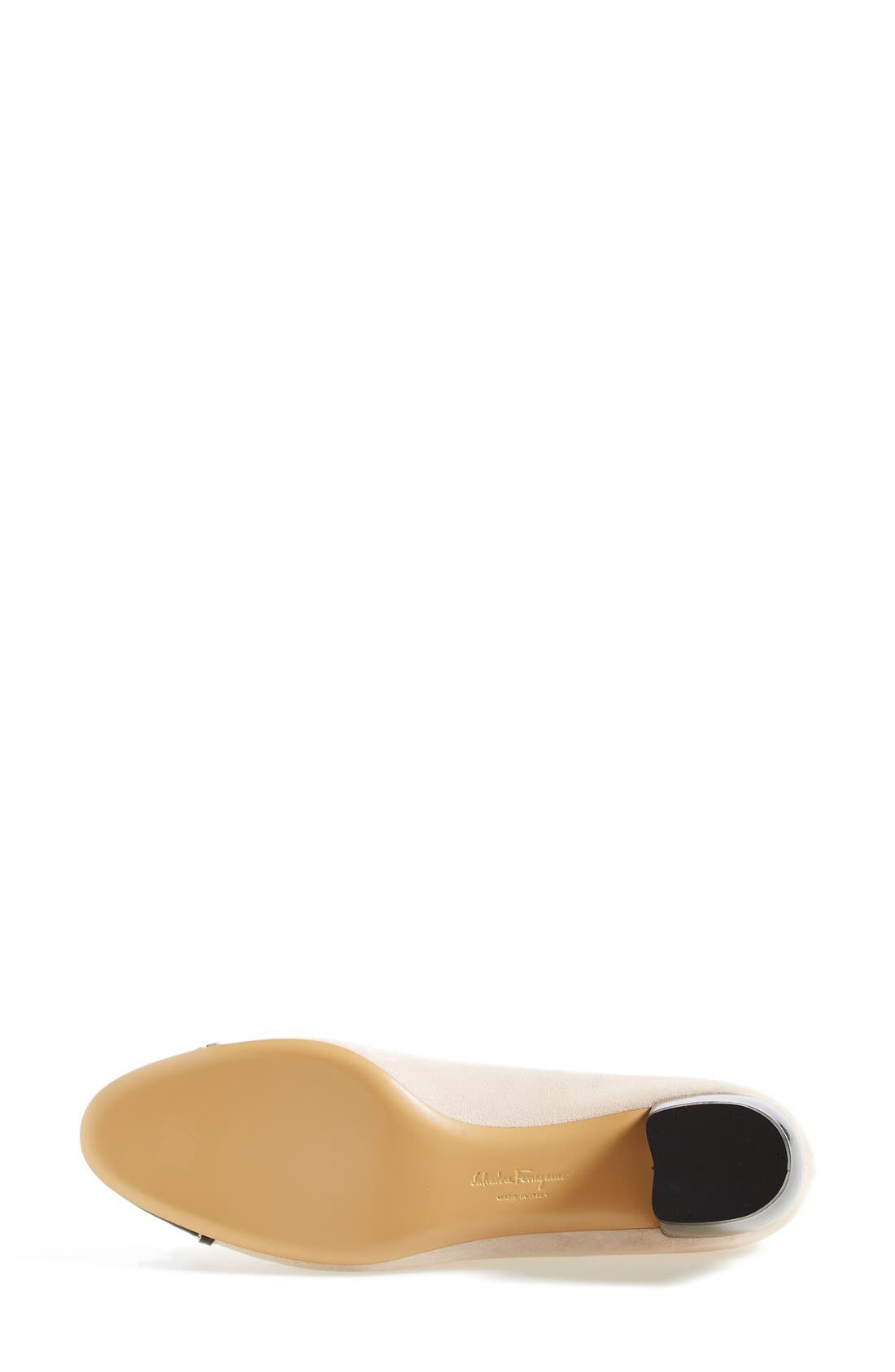 Alternate Image 3  - Salvatore Ferragamo 'Pim' Pump