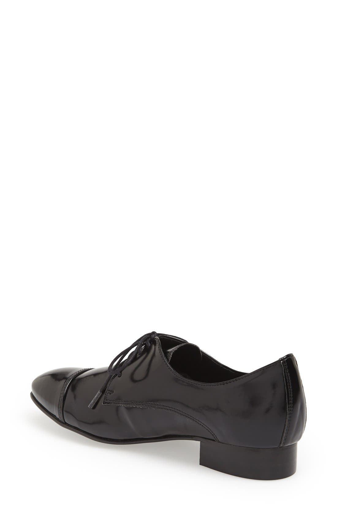 Alternate Image 2  - KG Kurt Geiger 'Lennox' Patent Oxford (Women)
