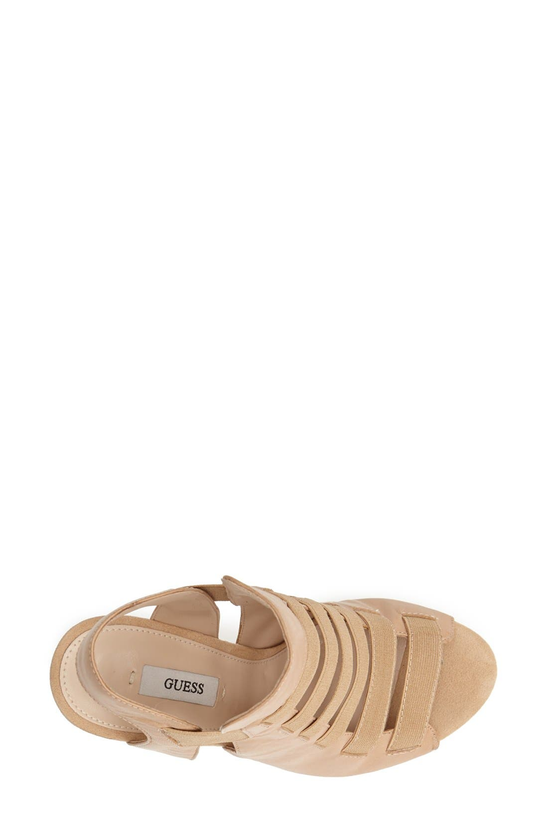 Alternate Image 3  - GUESS 'Chica' Strappy Sandal (Women)