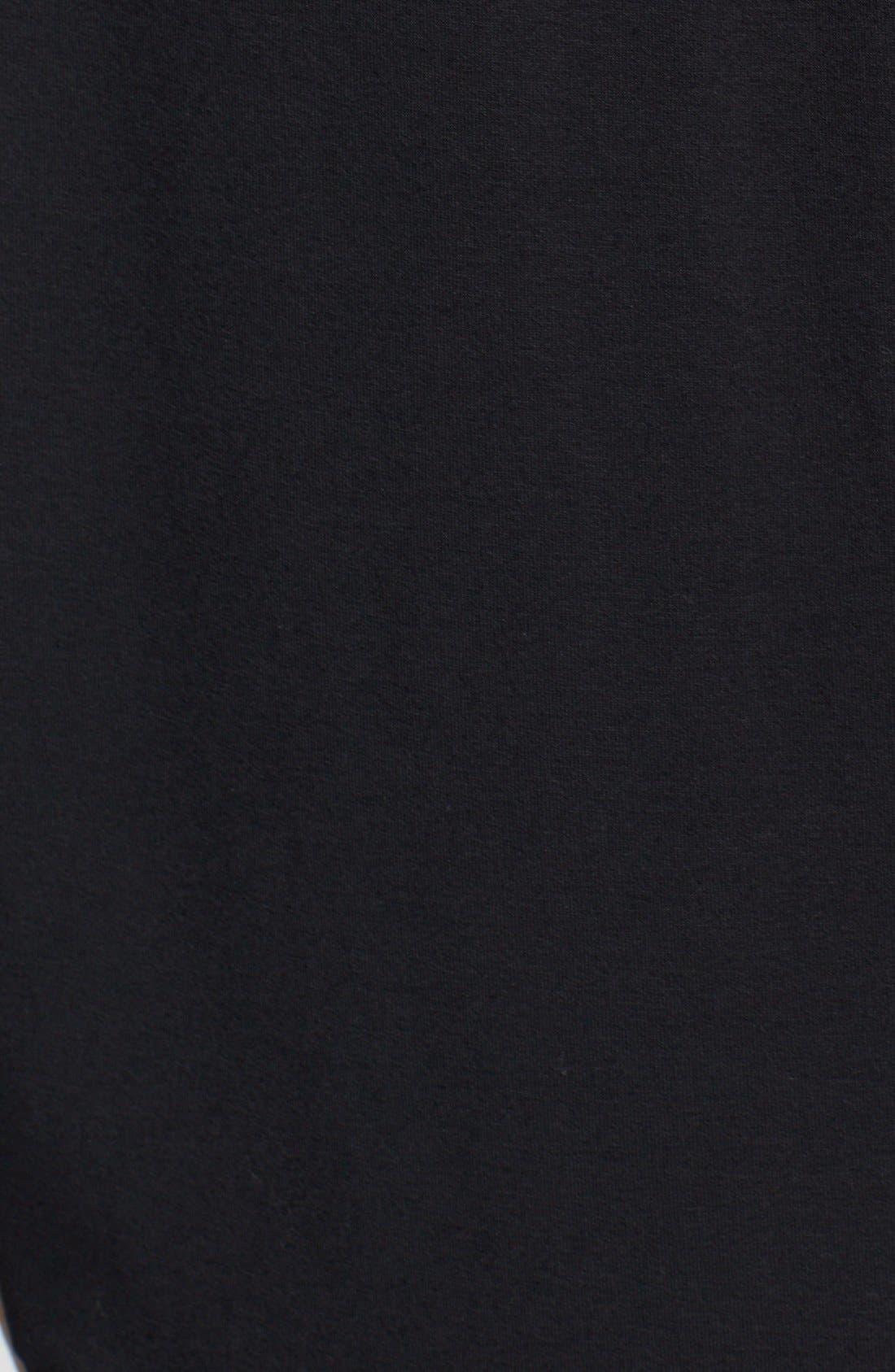 Alternate Image 3  - Robert Rodriquez V-Neck Jersey Dress