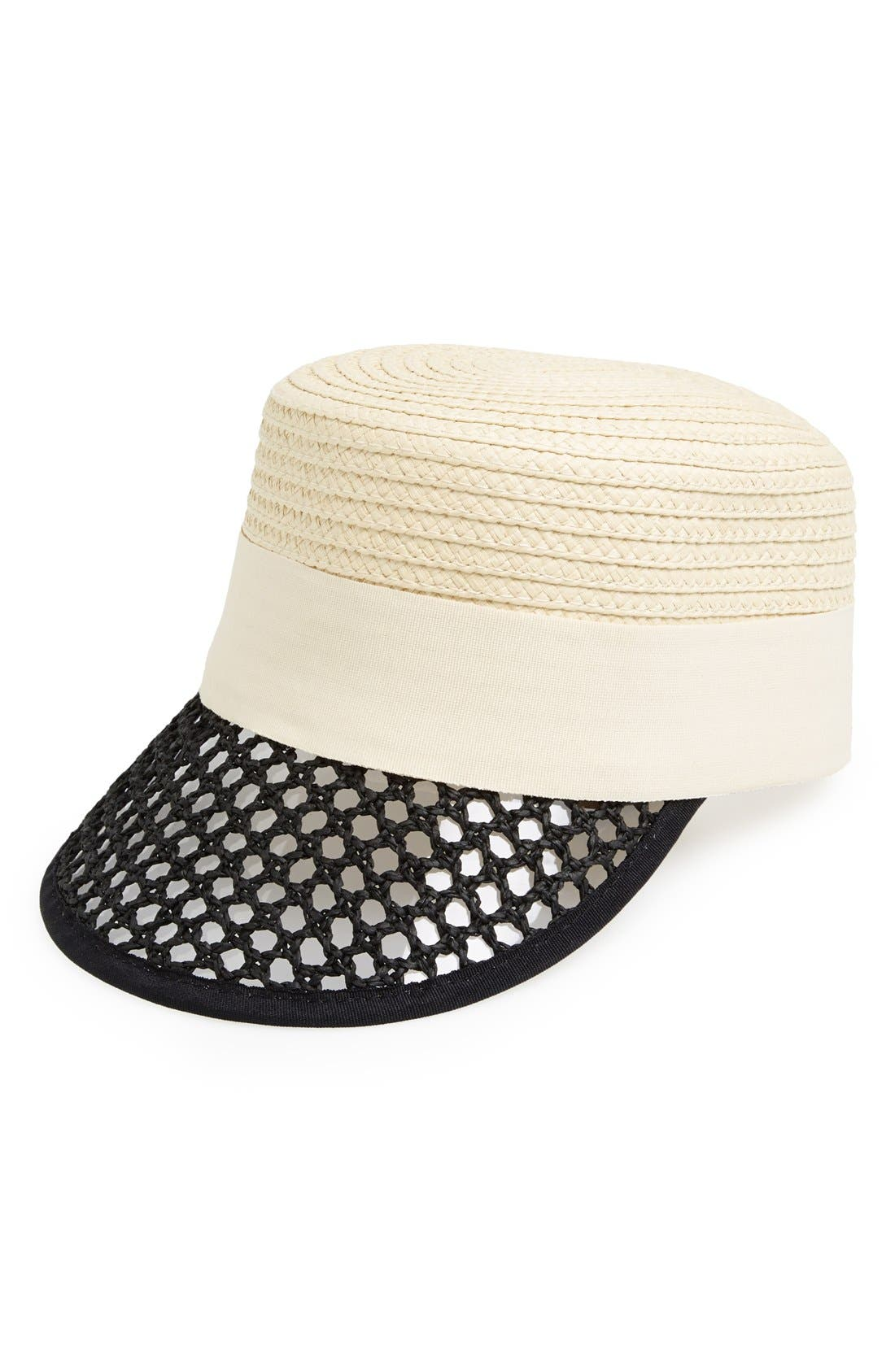 Alternate Image 1 Selected - August Hat Woven Cap