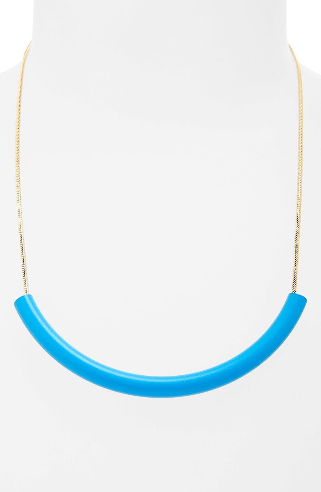Alternate Image 1 Selected - ZENZII Tube Necklace