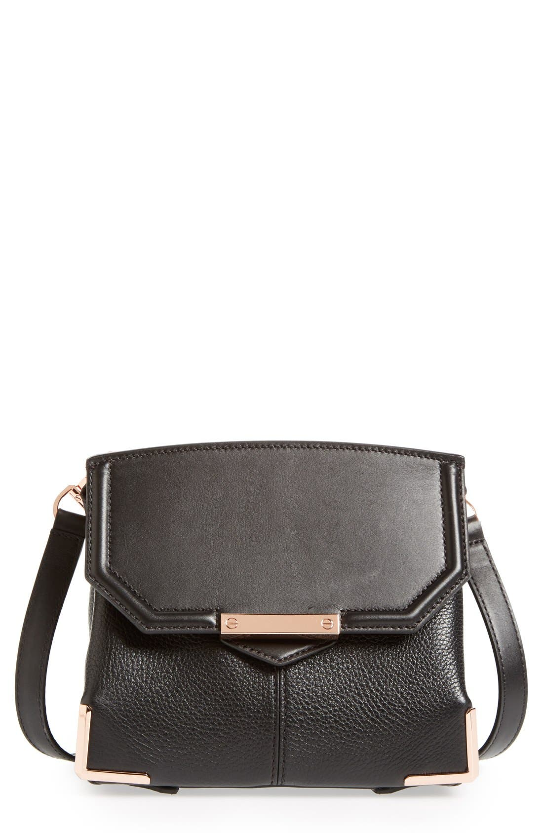 Main Image - Alexander Wang 'Marion Prisma' Leather Crossbody Bag