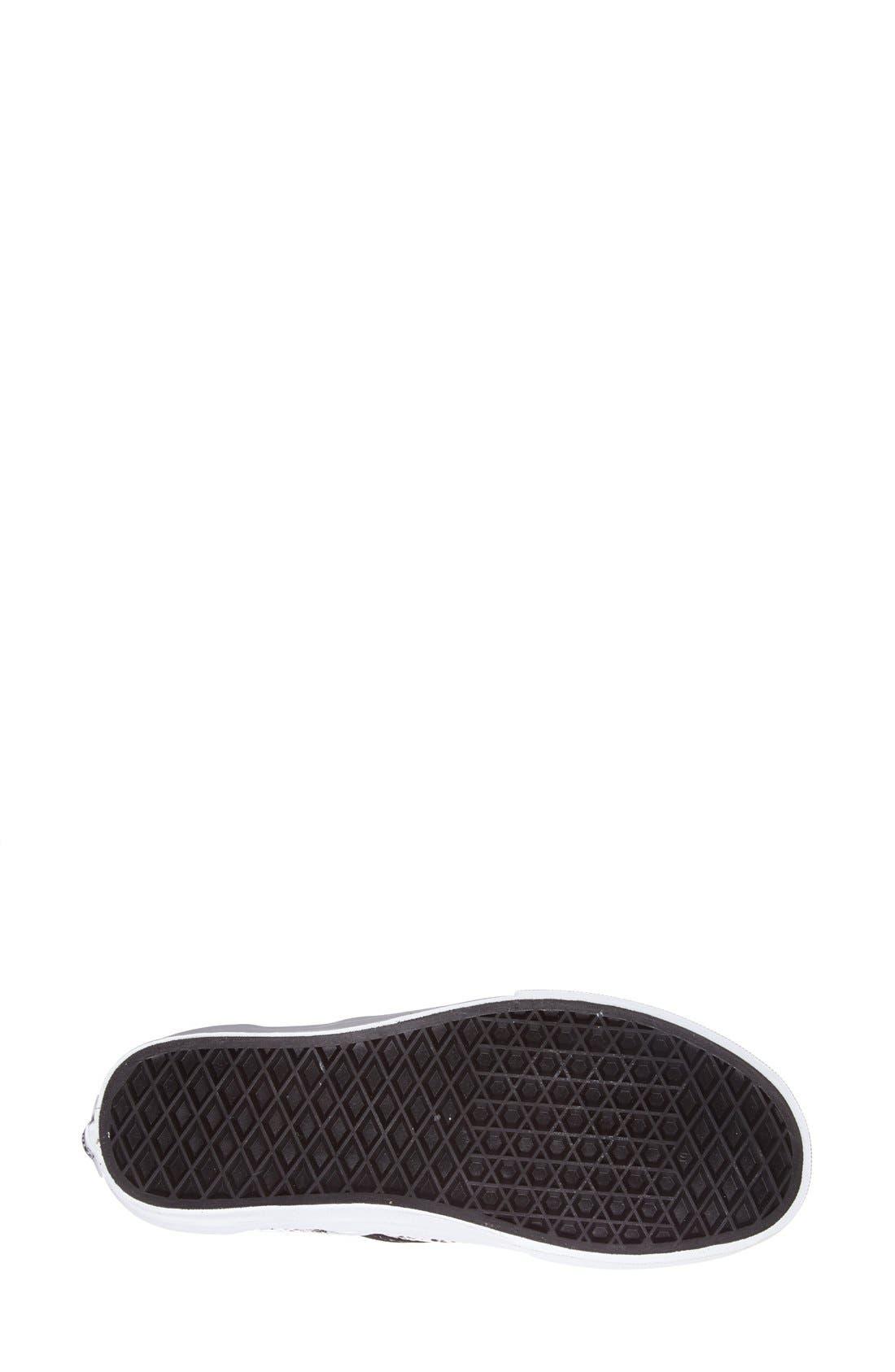 Alternate Image 4  - Vans 'Classic' Slip-On Sneaker (Women)