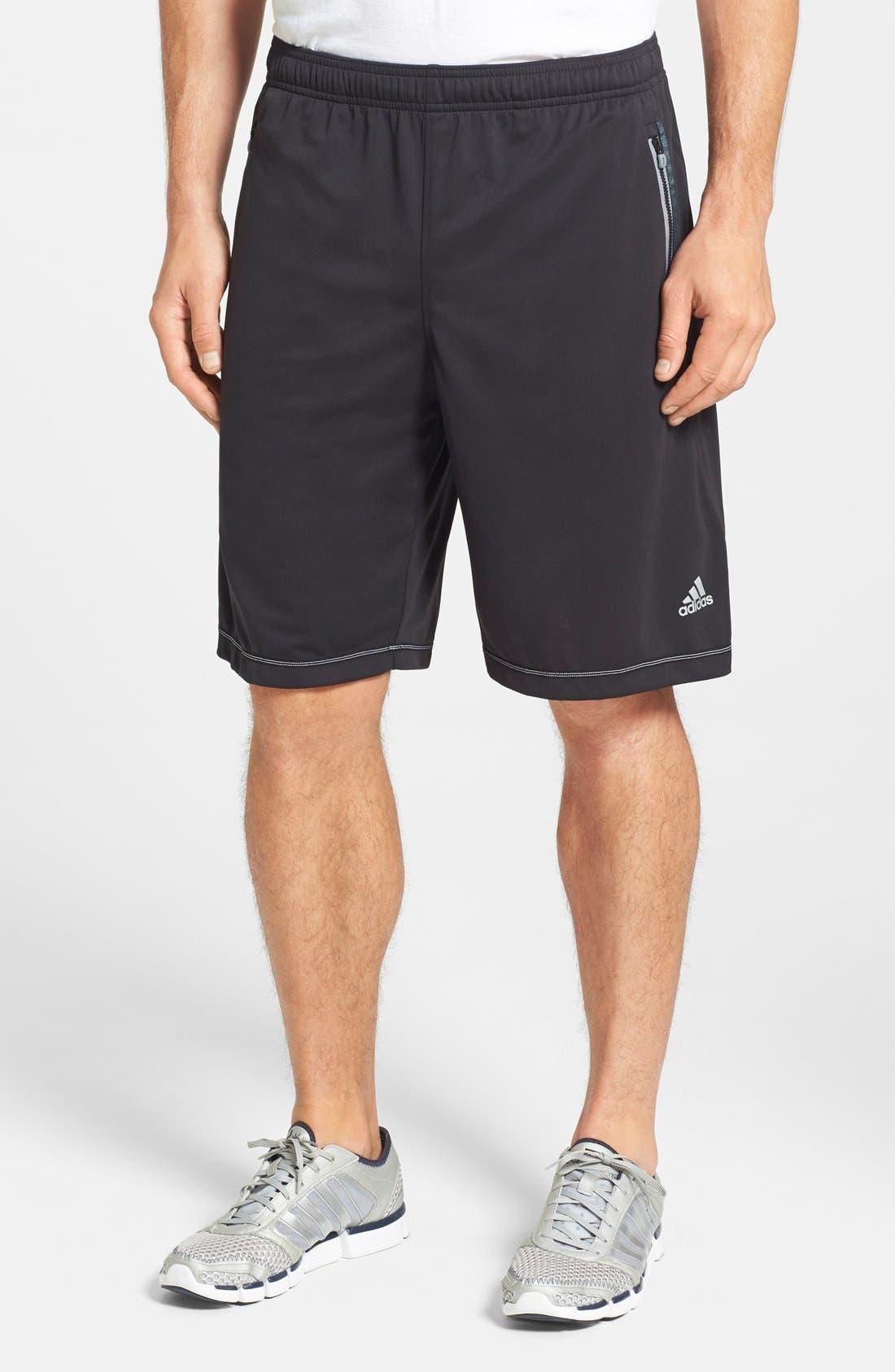 Alternate Image 1 Selected - adidas 'CLIMACHILL™' Athletic Shorts