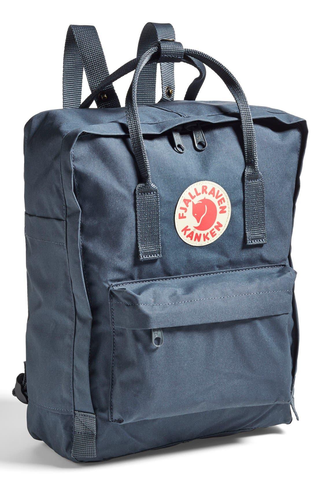 Alternate Image 1 Selected - Fjällräven 'Kånken' Water Resistant Backpack