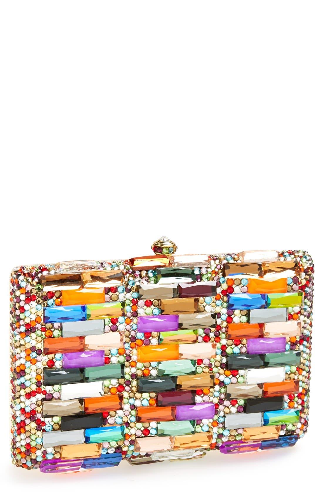 Main Image - Tasha 'Bejeweled Bonanza' Clutch