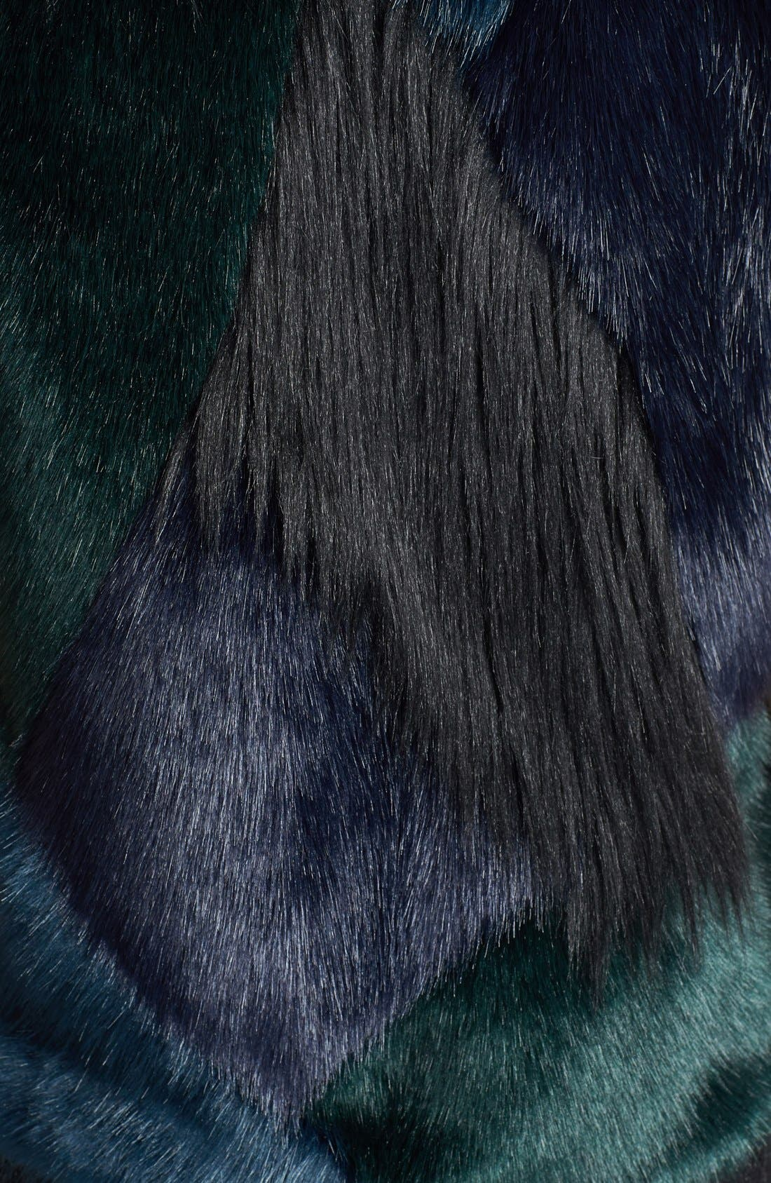 Alternate Image 3  - BLANKNYC Faux Fur Vest