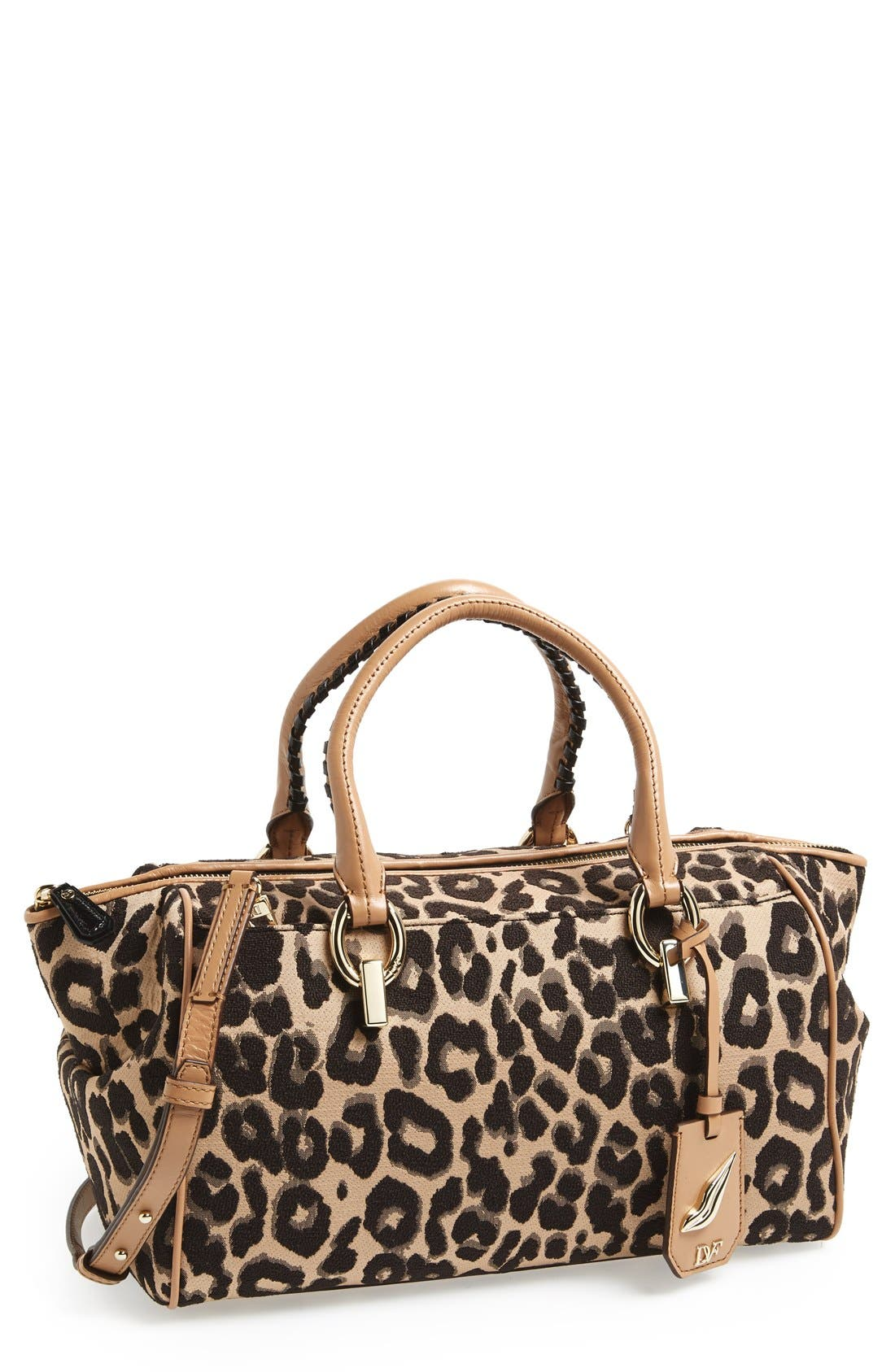 Alternate Image 1 Selected - Diane von Furstenberg 'Small Sutra' Jacquard Duffel