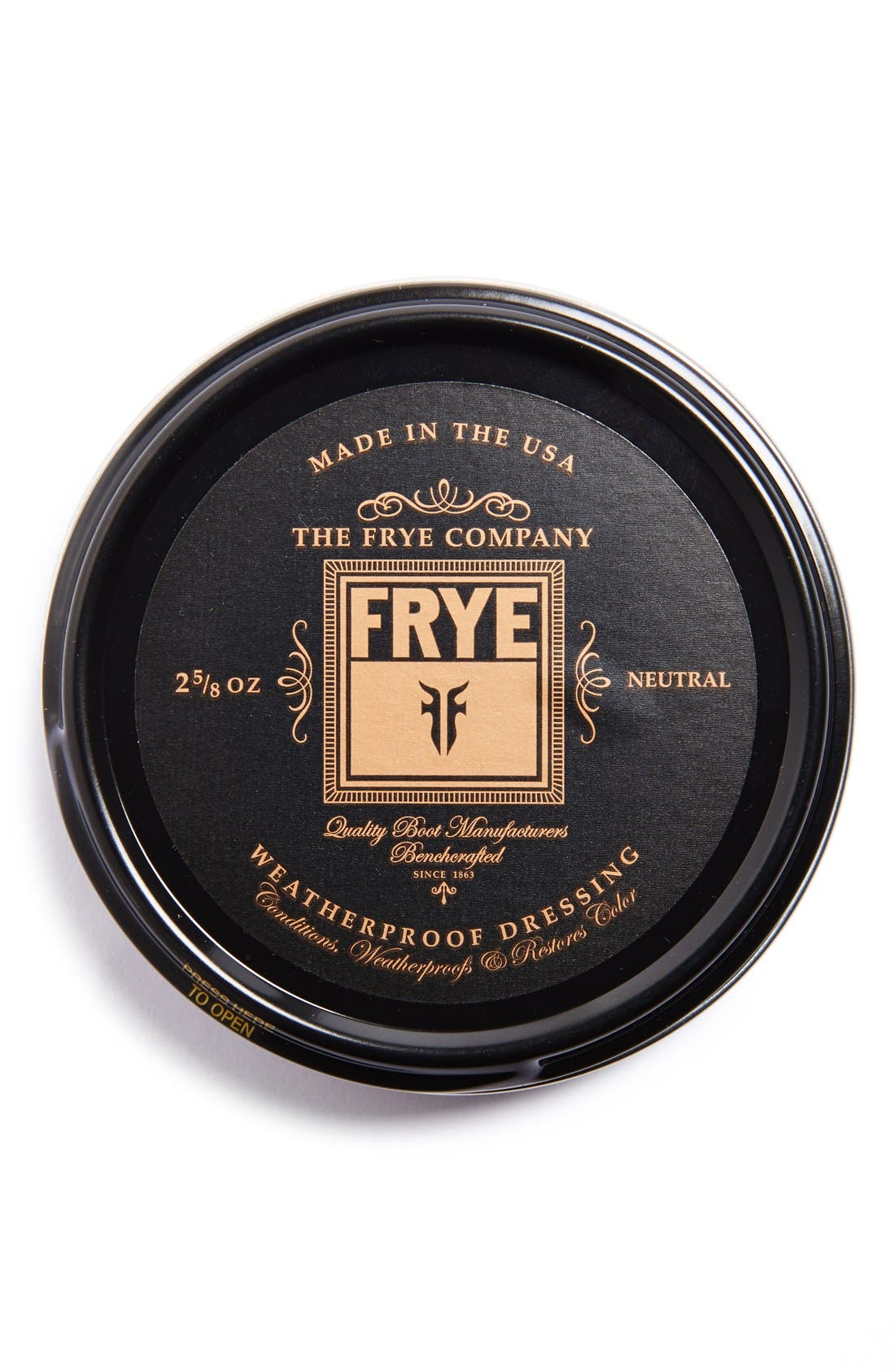 Alternate Image 1 Selected - Frye Leather Conditioning Cream