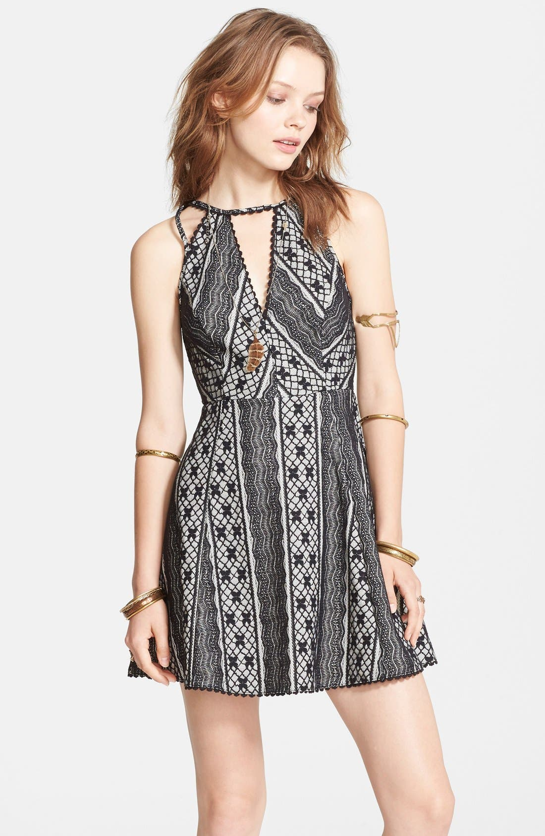 Alternate Image 1 Selected - Free People 'Miss Connections' Dress