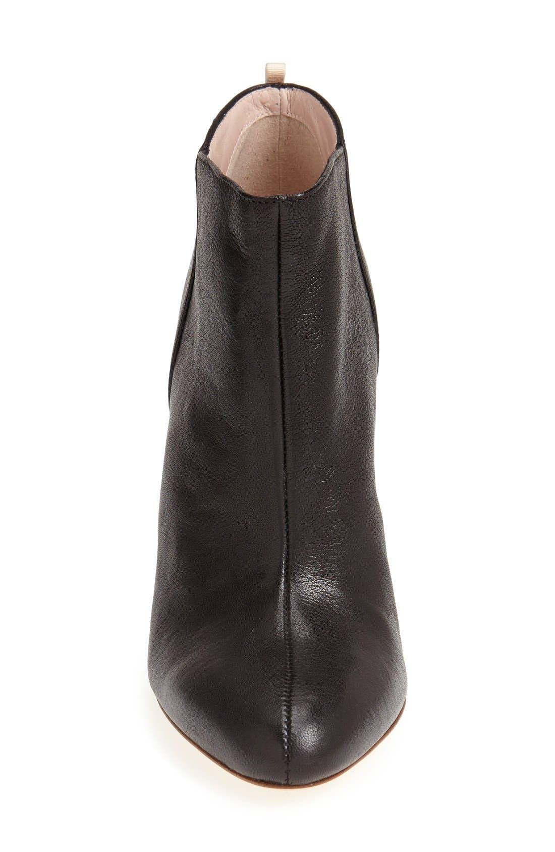 Alternate Image 3  - SJP 'Serge' Leather Bootie (Women)
