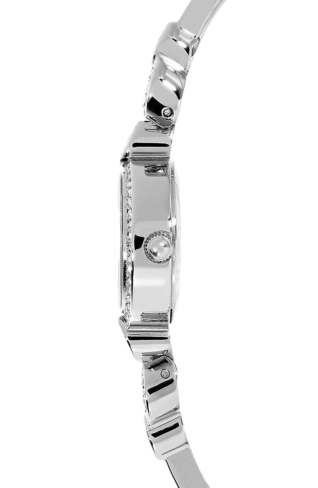 Alternate Image 3  - Anne Klein Round Bangle Watch, 27.5mm